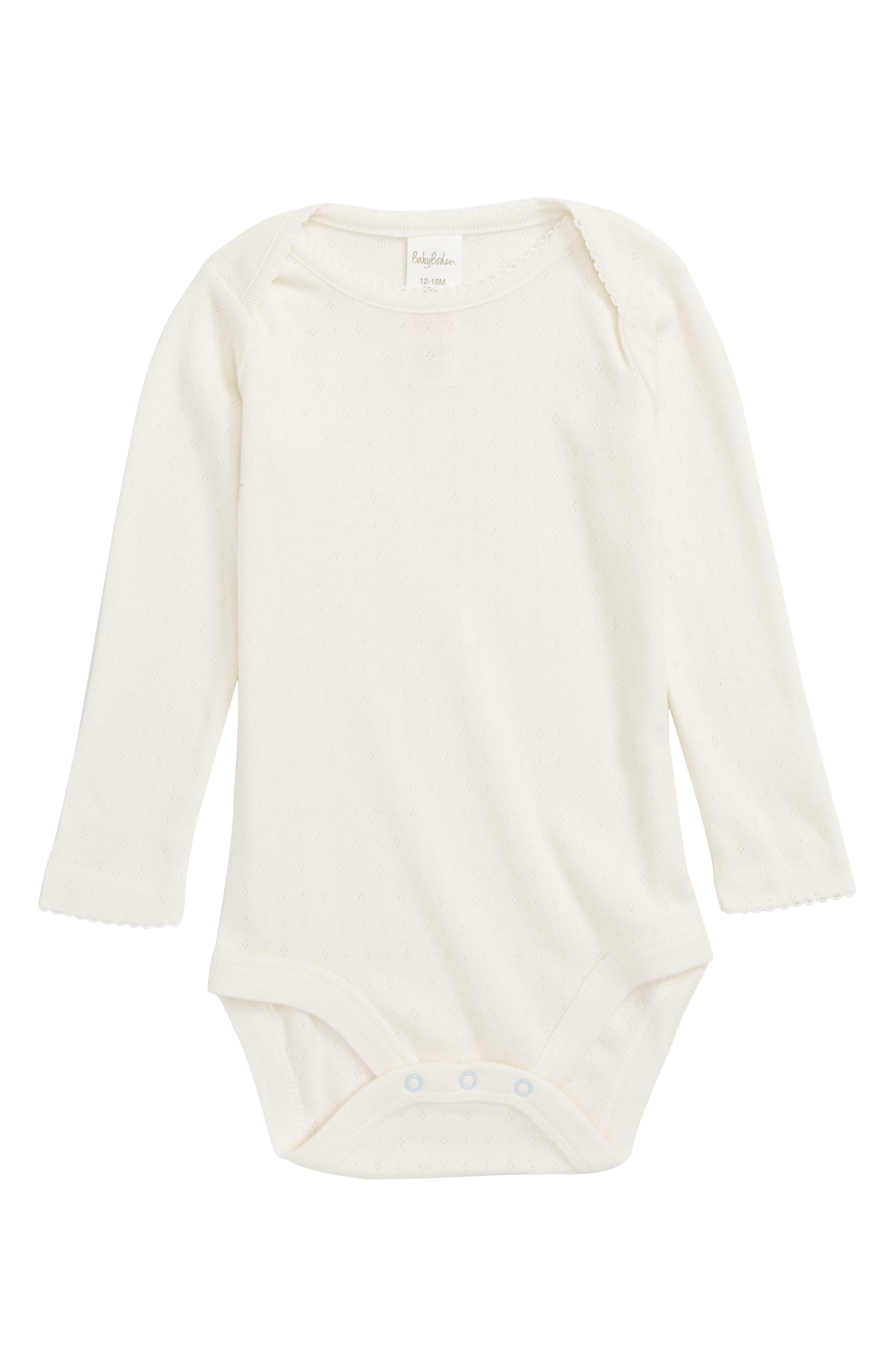 Supersoft Pointelle Bodysuit,                         Main,                         color, 114
