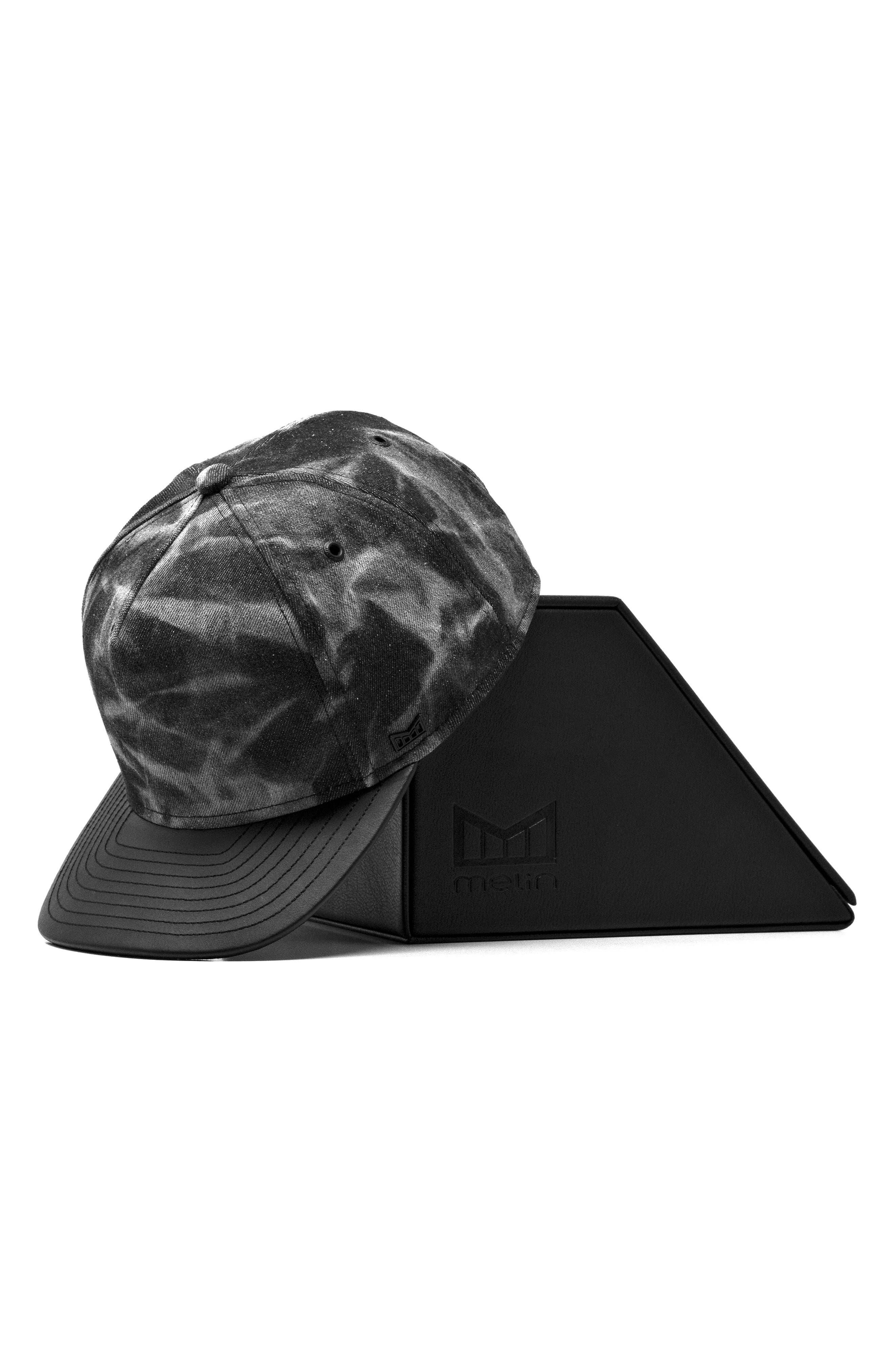 The Disruptor Baseball Cap,                             Alternate thumbnail 8, color,                             BLACK