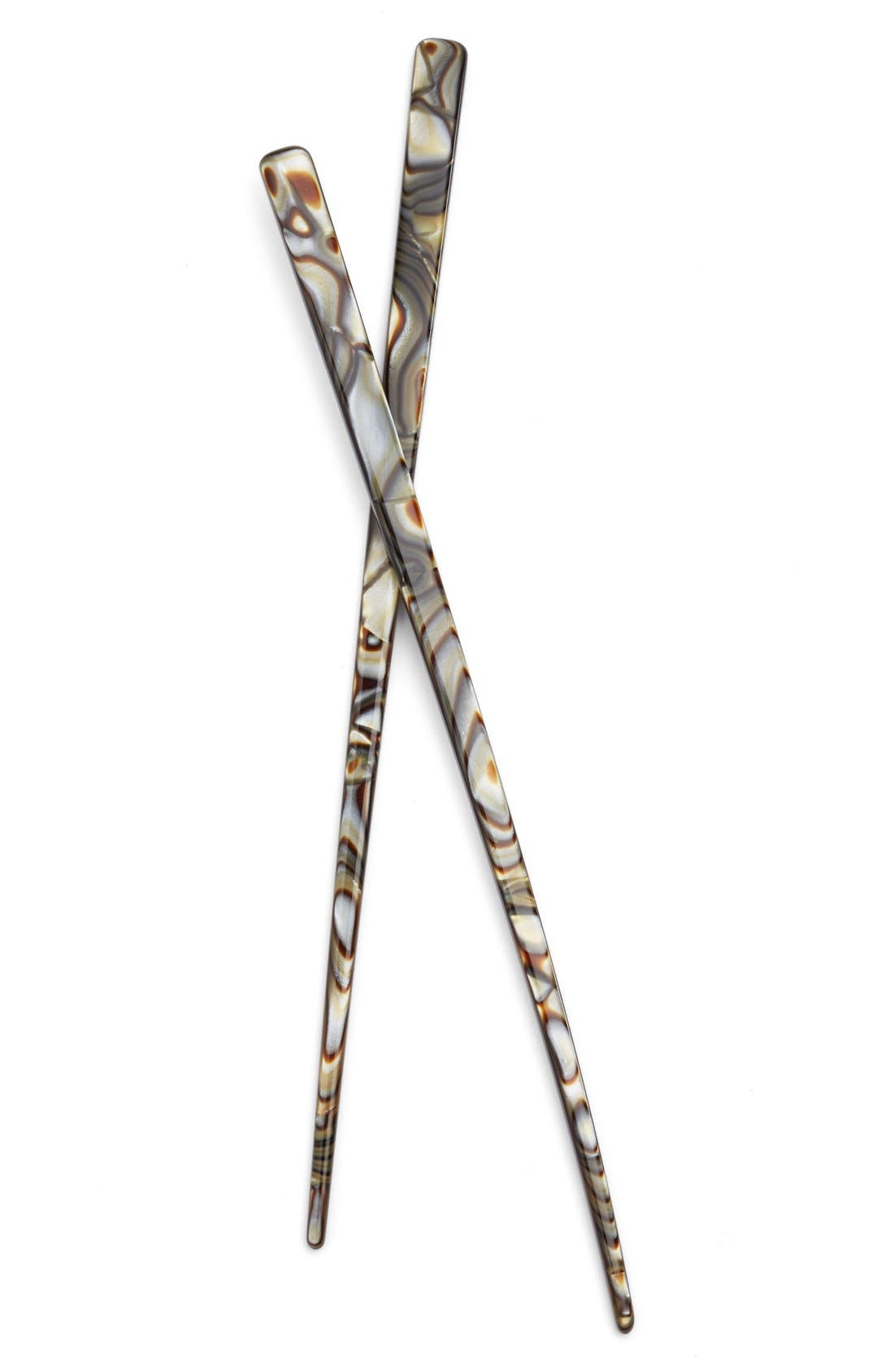 L. Erickson Hair Stick Pairs,                             Main thumbnail 7, color,