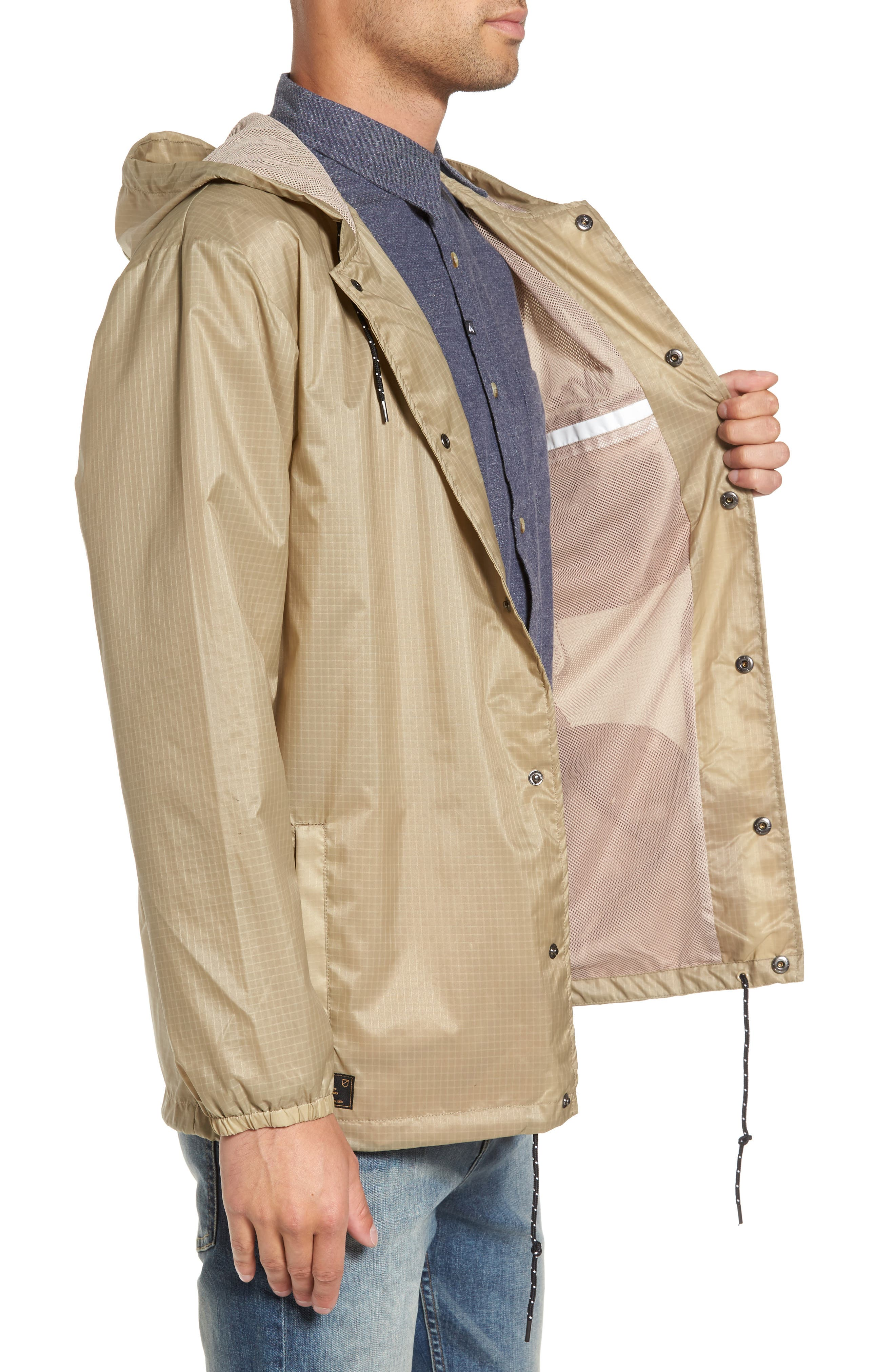 NCT Vulcan Coach's Jacket,                             Alternate thumbnail 6, color,