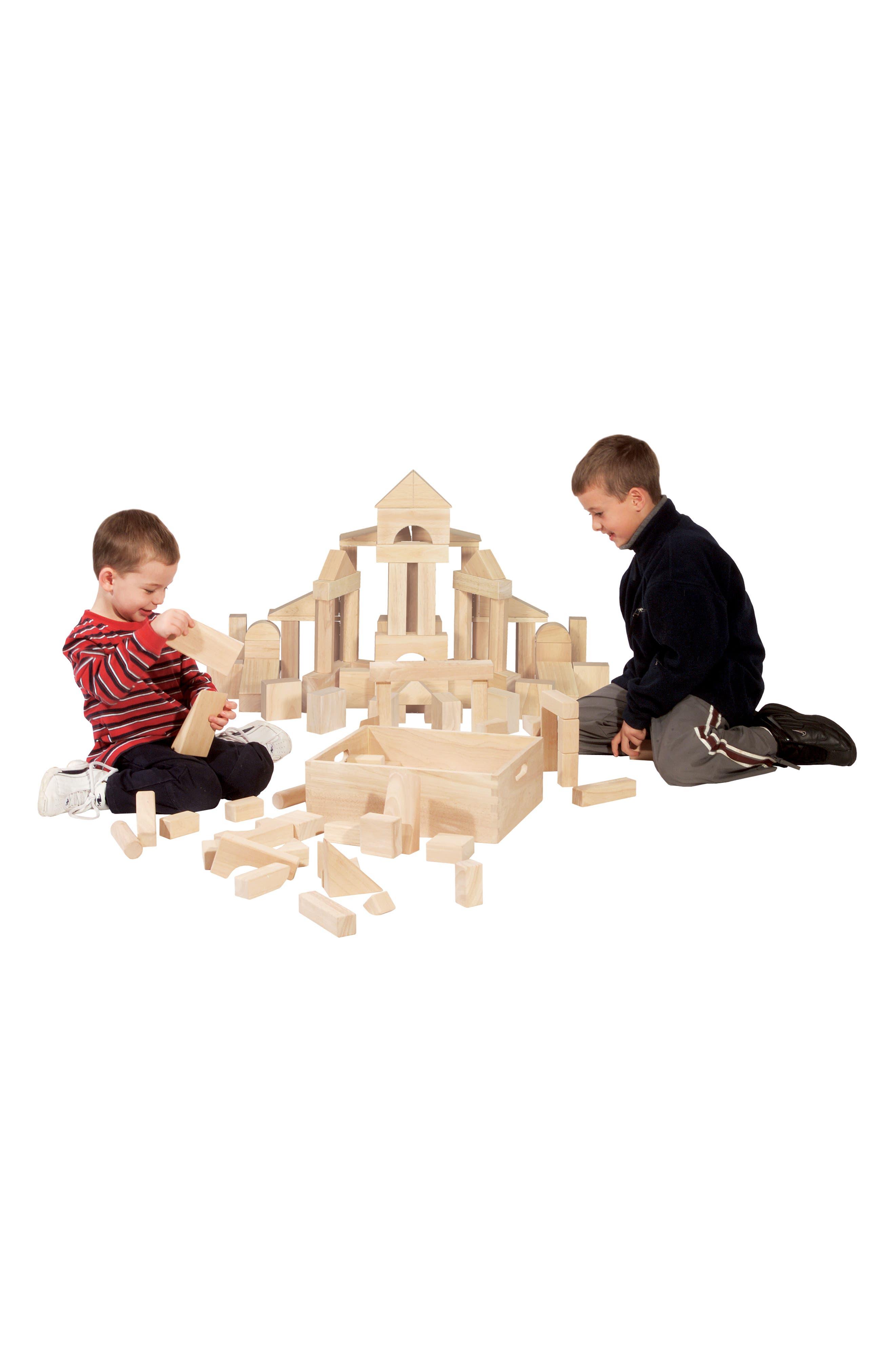 'Standard Unit' Block Play Set,                             Alternate thumbnail 3, color,                             960