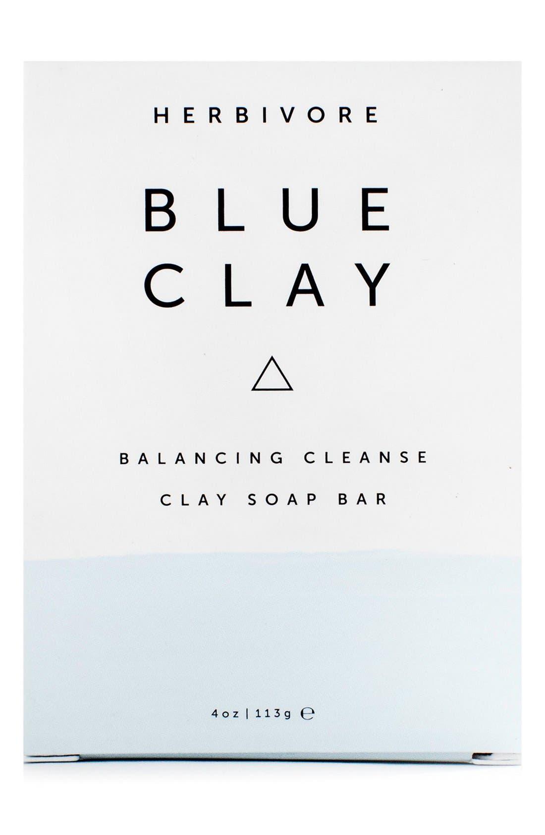 Blue Clay Bar Soap,                         Main,                         color, NONE