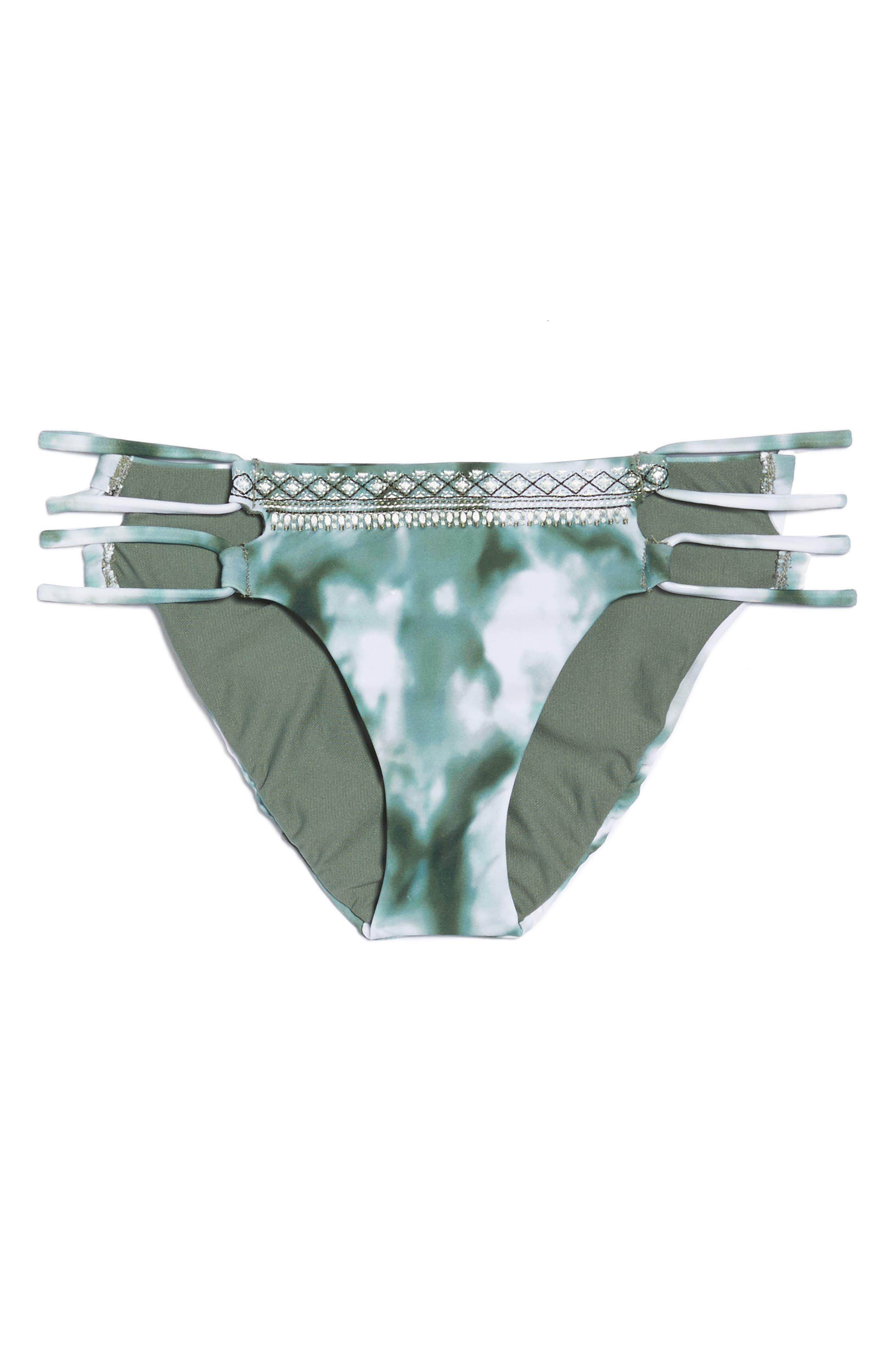 Indian Summer Bikini Bottoms,                             Alternate thumbnail 6, color,                             302
