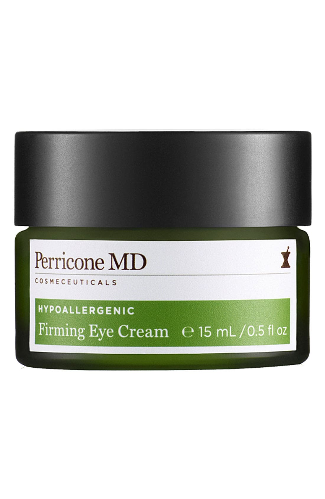 Hypoallergenic Firming Eye Cream,                             Main thumbnail 1, color,                             000