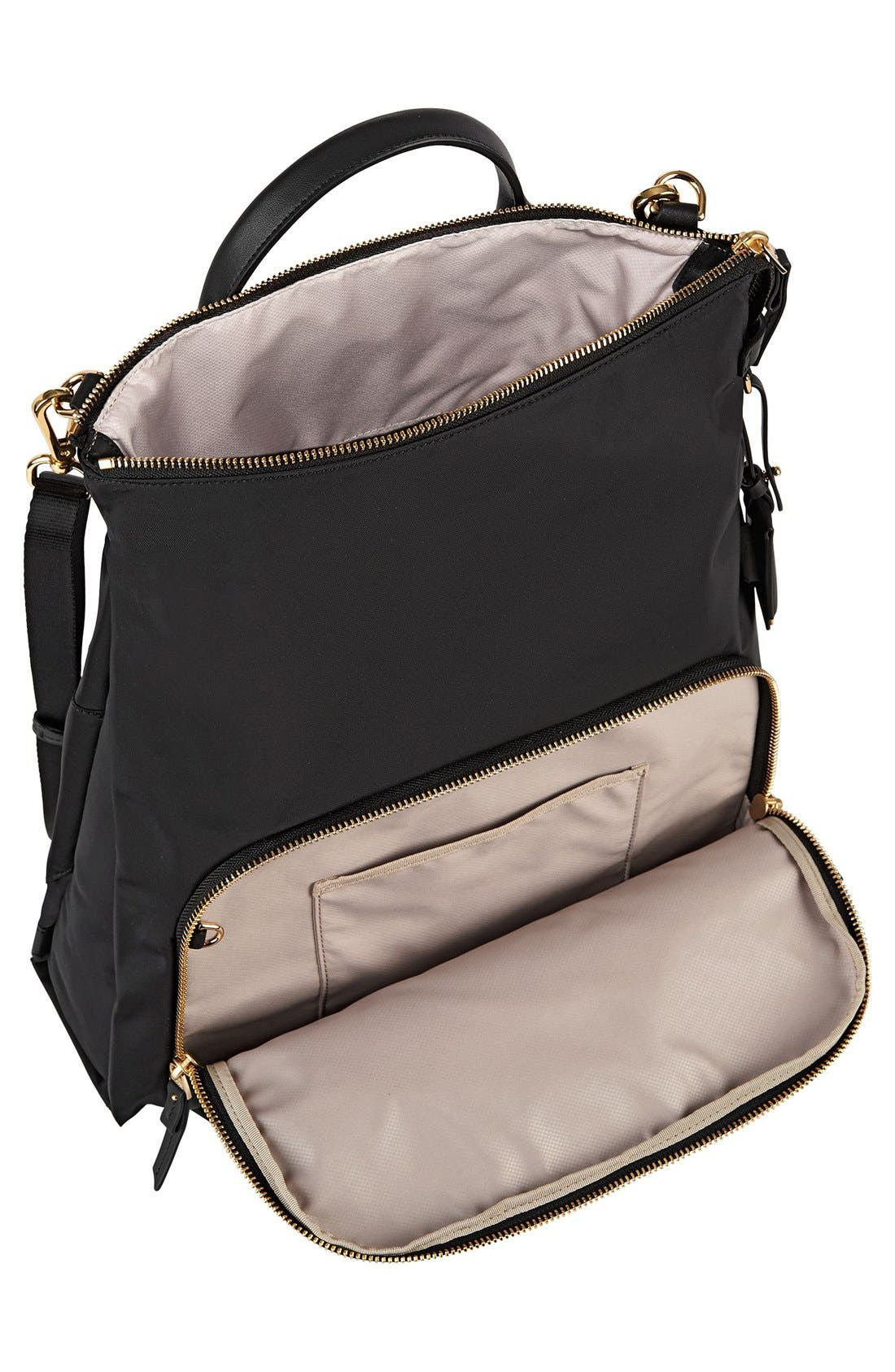 Voyageur - Jackie Convertible Crossbody Bag,                             Alternate thumbnail 2, color,                             001