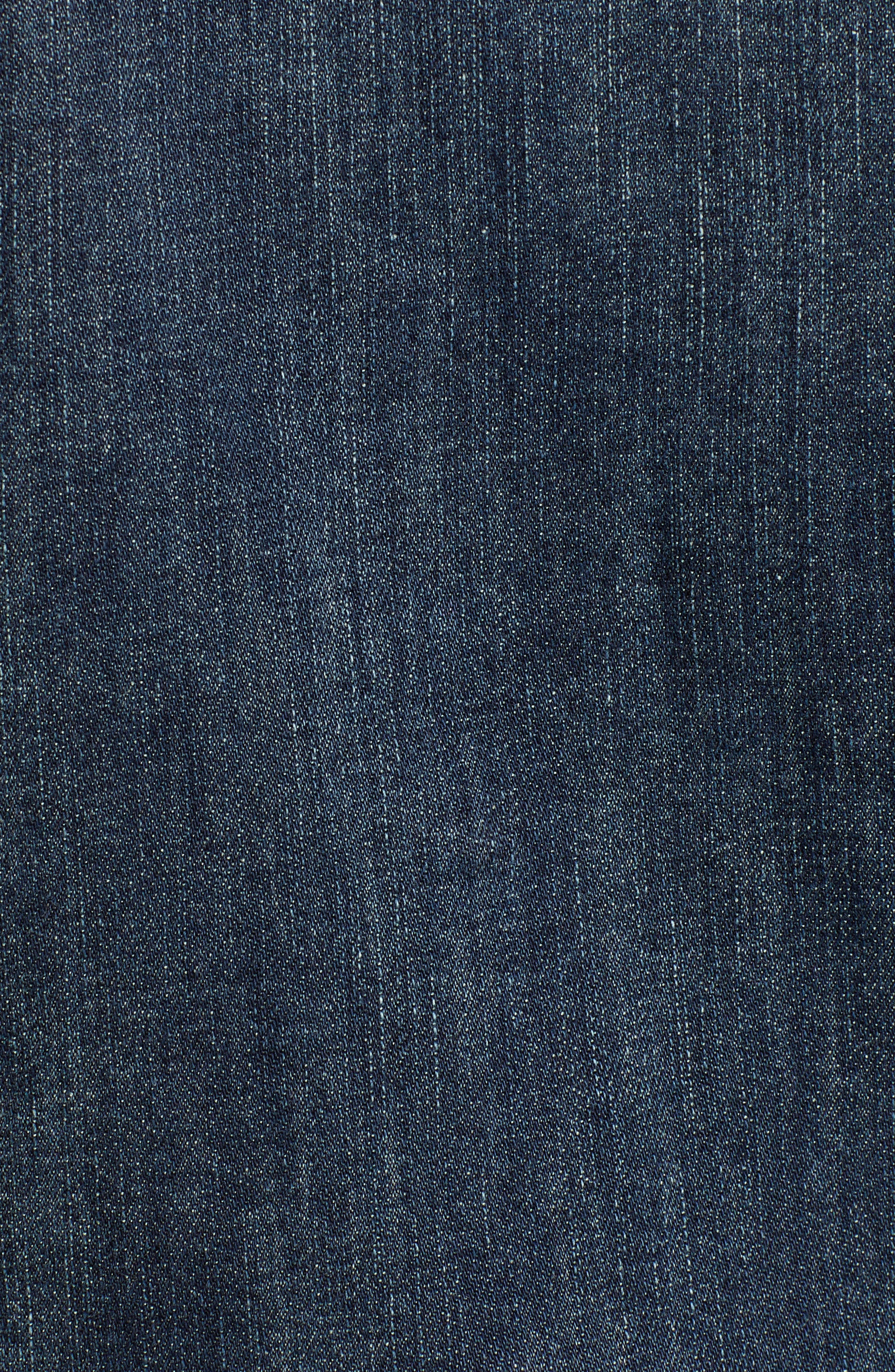 Helena Denim Jacket,                             Alternate thumbnail 7, color,                             477
