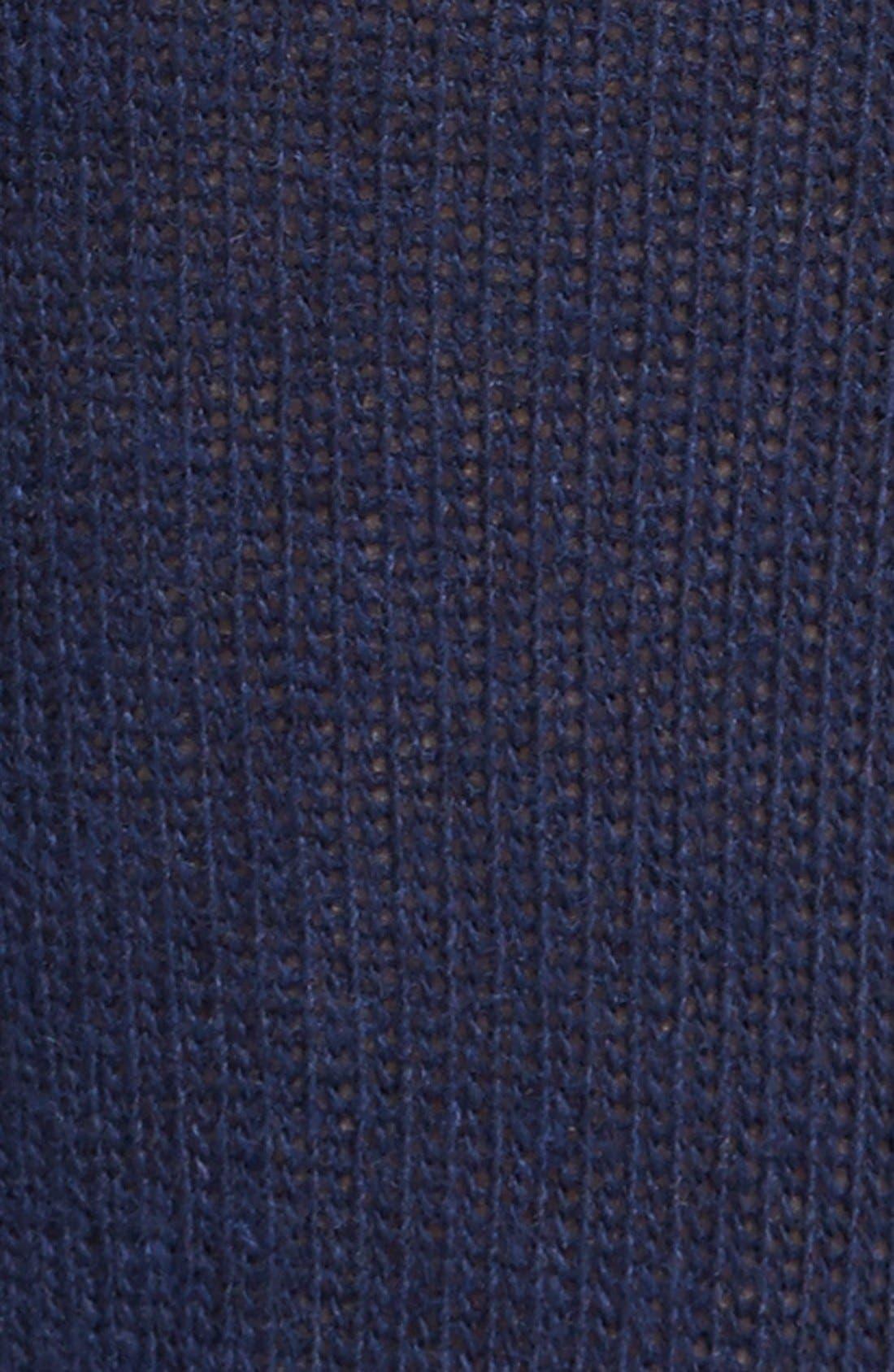 'Luxury' Crew Socks,                             Alternate thumbnail 9, color,