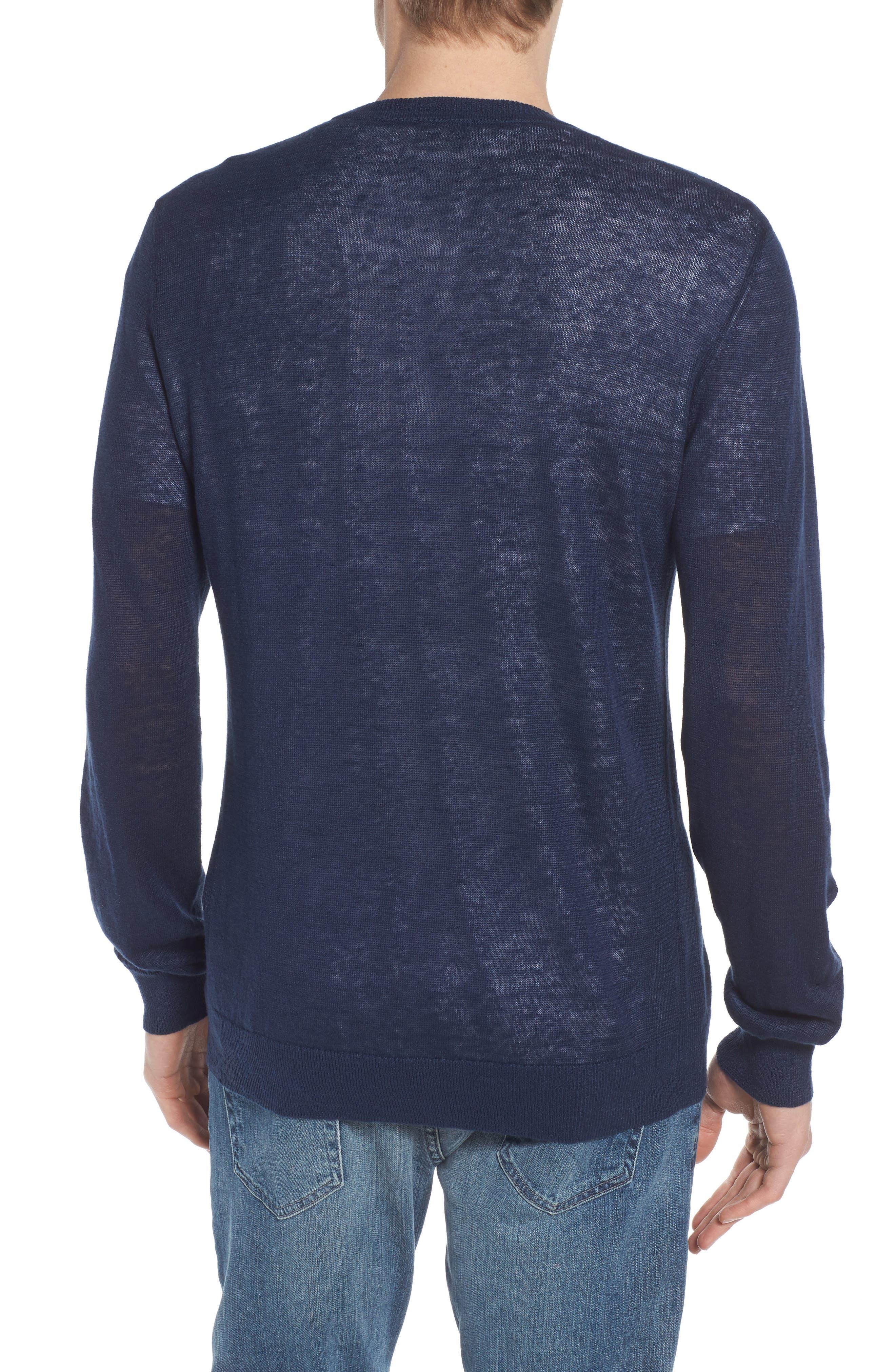 Heyward Long Sleeve T-Shirt,                             Alternate thumbnail 4, color,