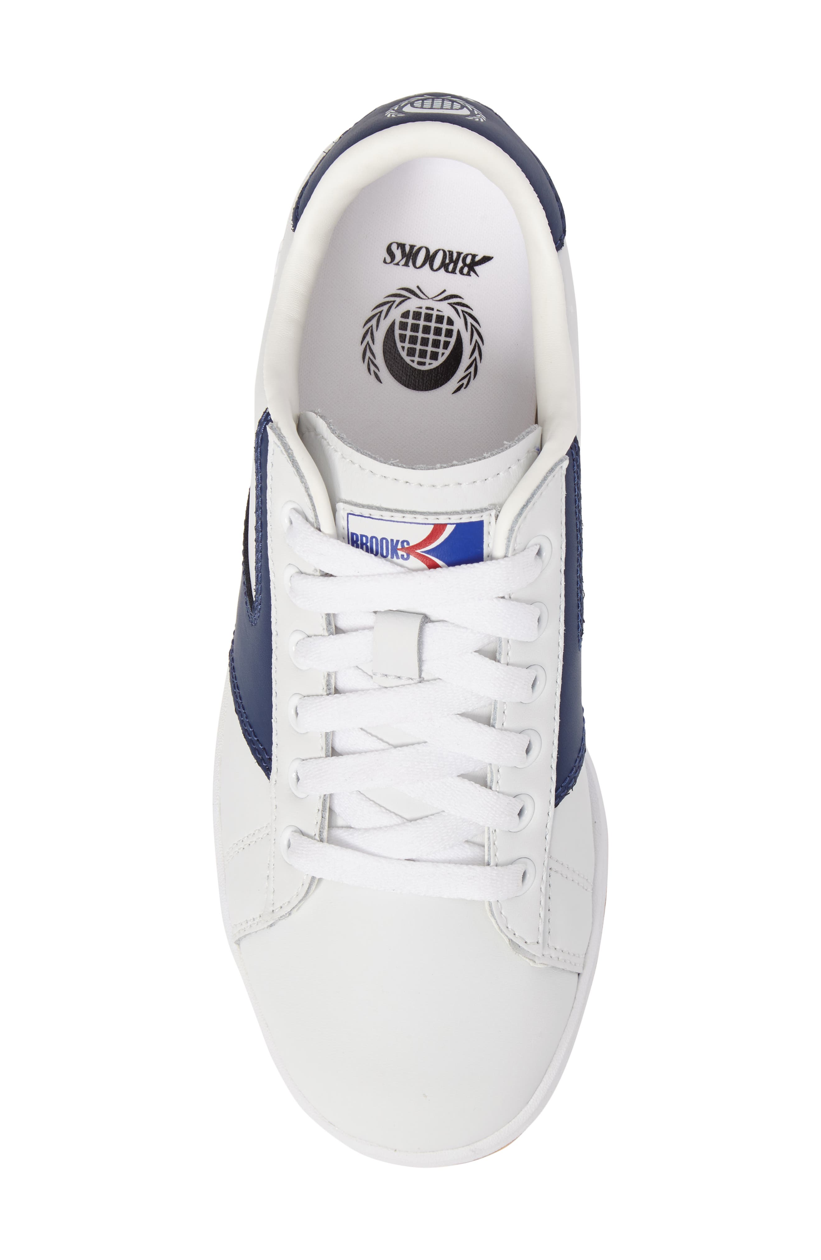 Court Renshaw Sneaker,                             Alternate thumbnail 5, color,                             121