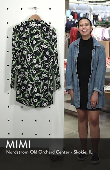 Brett Silk Shirtdress, sales video thumbnail