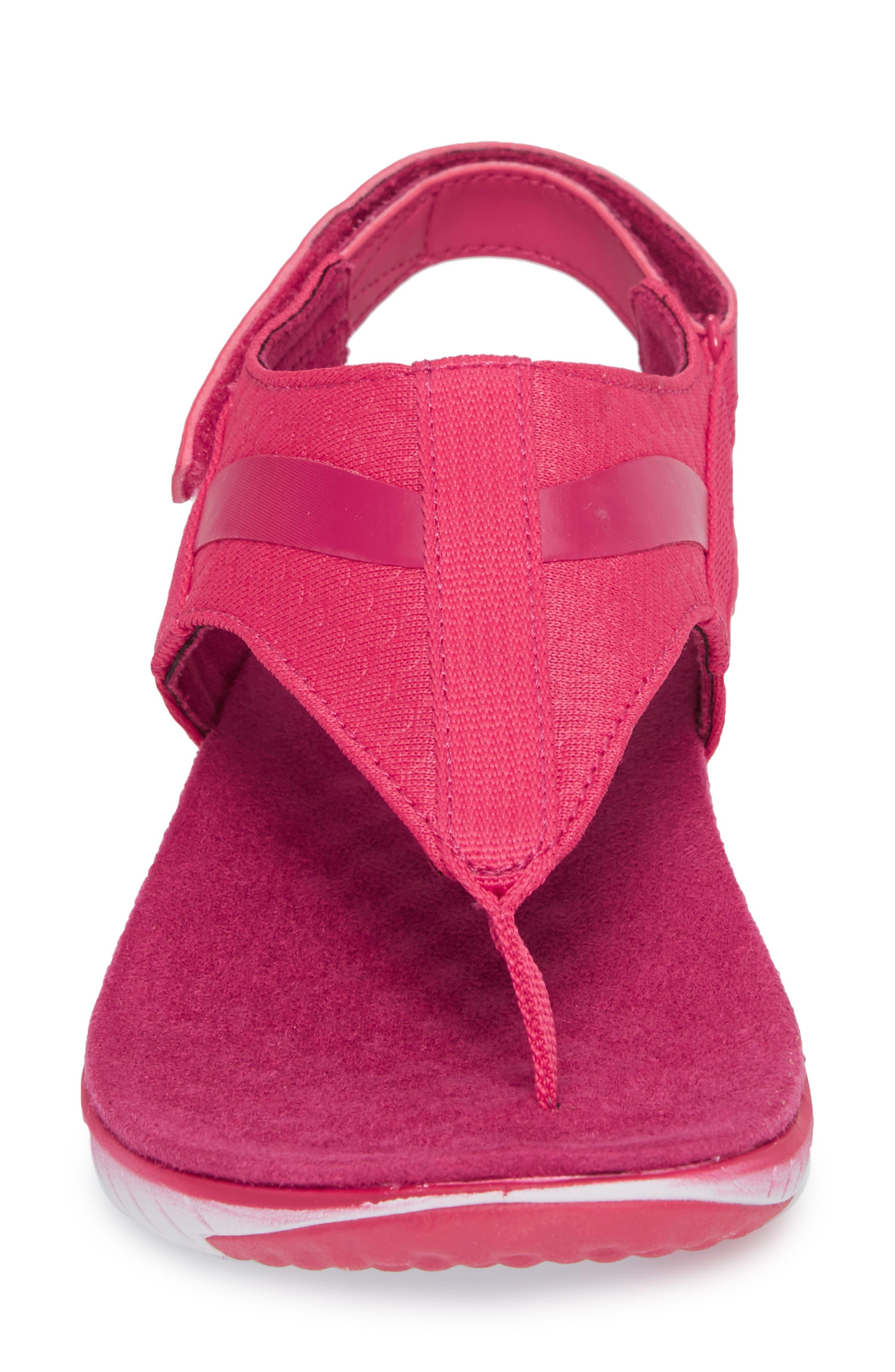1SIX8 Linna Slide Air Cushion+ Sandal,                             Alternate thumbnail 16, color,