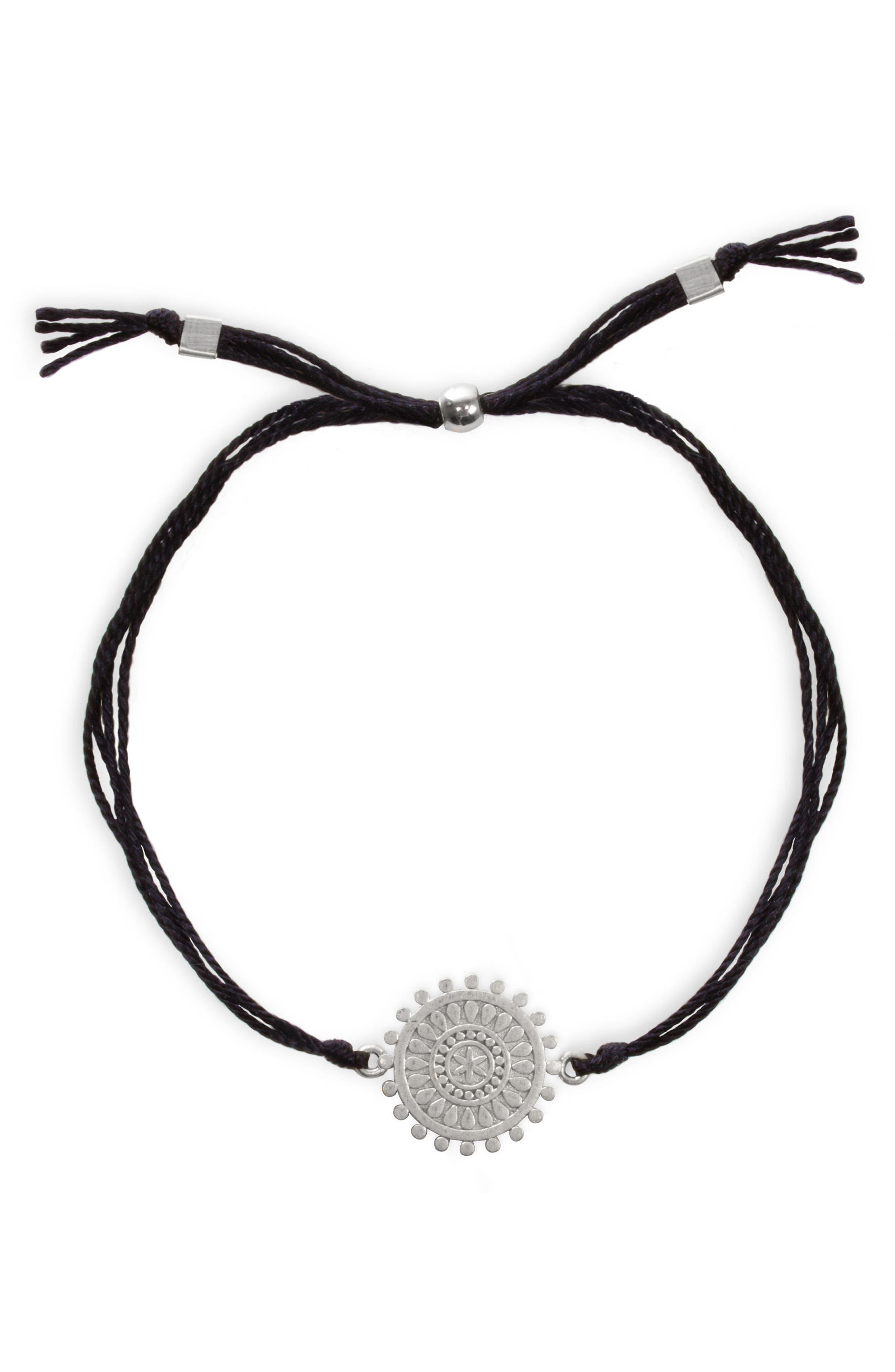 The New Beginnings Mandala Bracelet, Main, color, 040