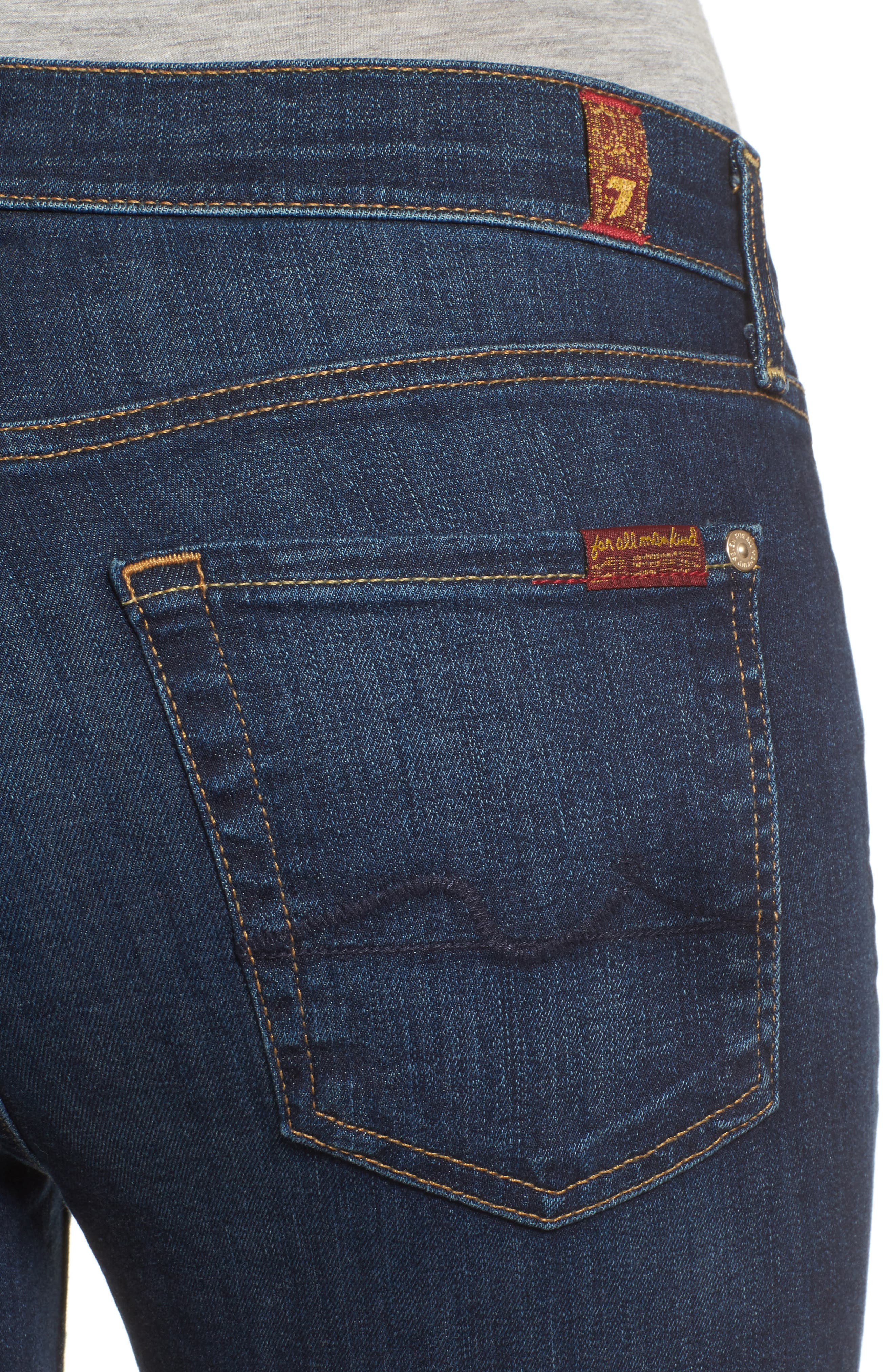 Tailorless - Icon Bootcut Jeans,                             Alternate thumbnail 4, color,                             400