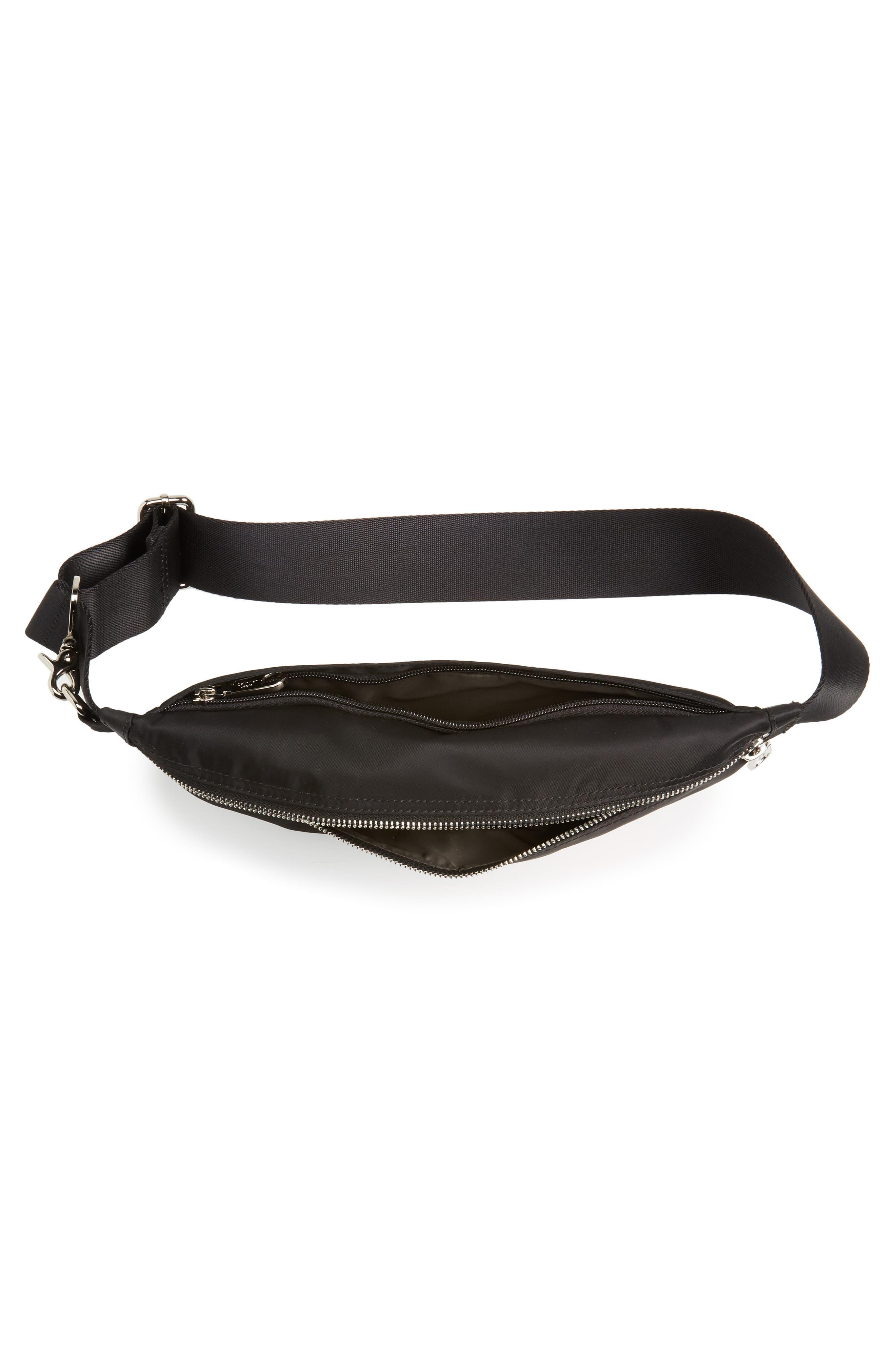 Belt Bag,                             Alternate thumbnail 4, color,                             001
