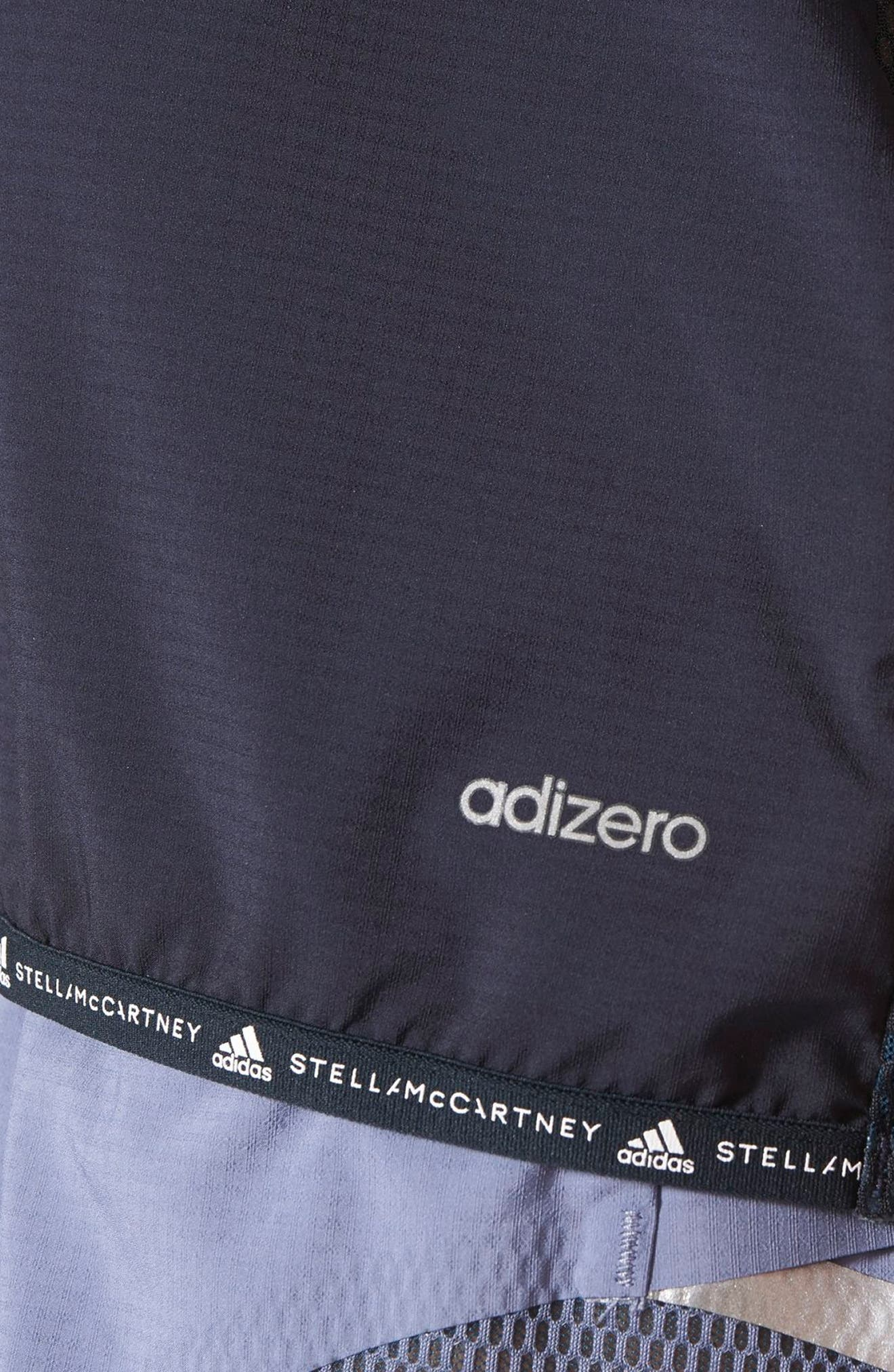 Adizero Running Tank,                             Alternate thumbnail 5, color,                             400