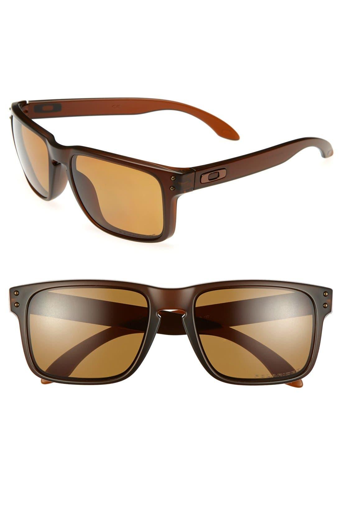 'Holbrook' 55mm Polarized Sunglasses,                             Main thumbnail 2, color,