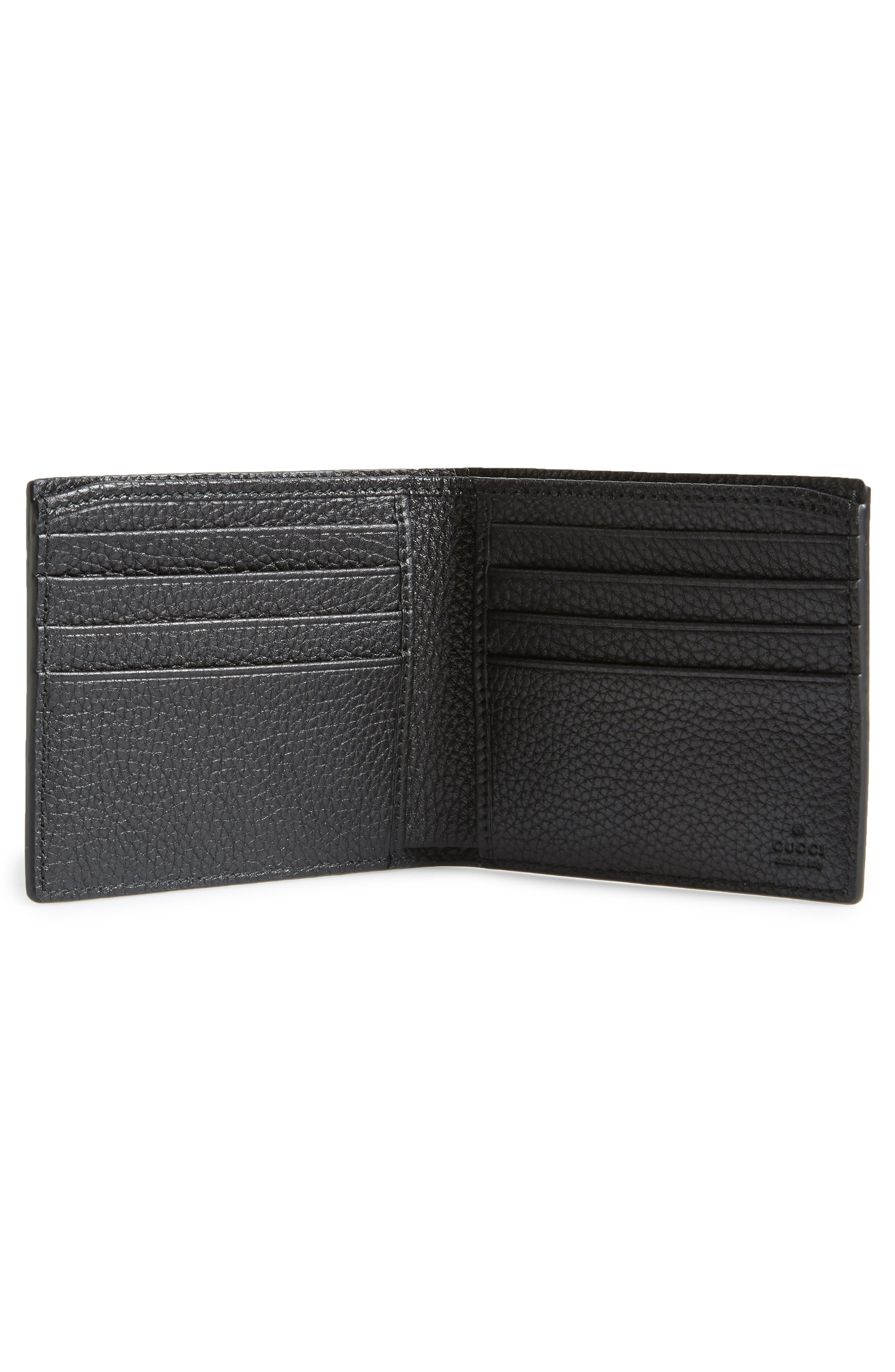 Dragon Leather Wallet,                             Alternate thumbnail 2, color,                             001