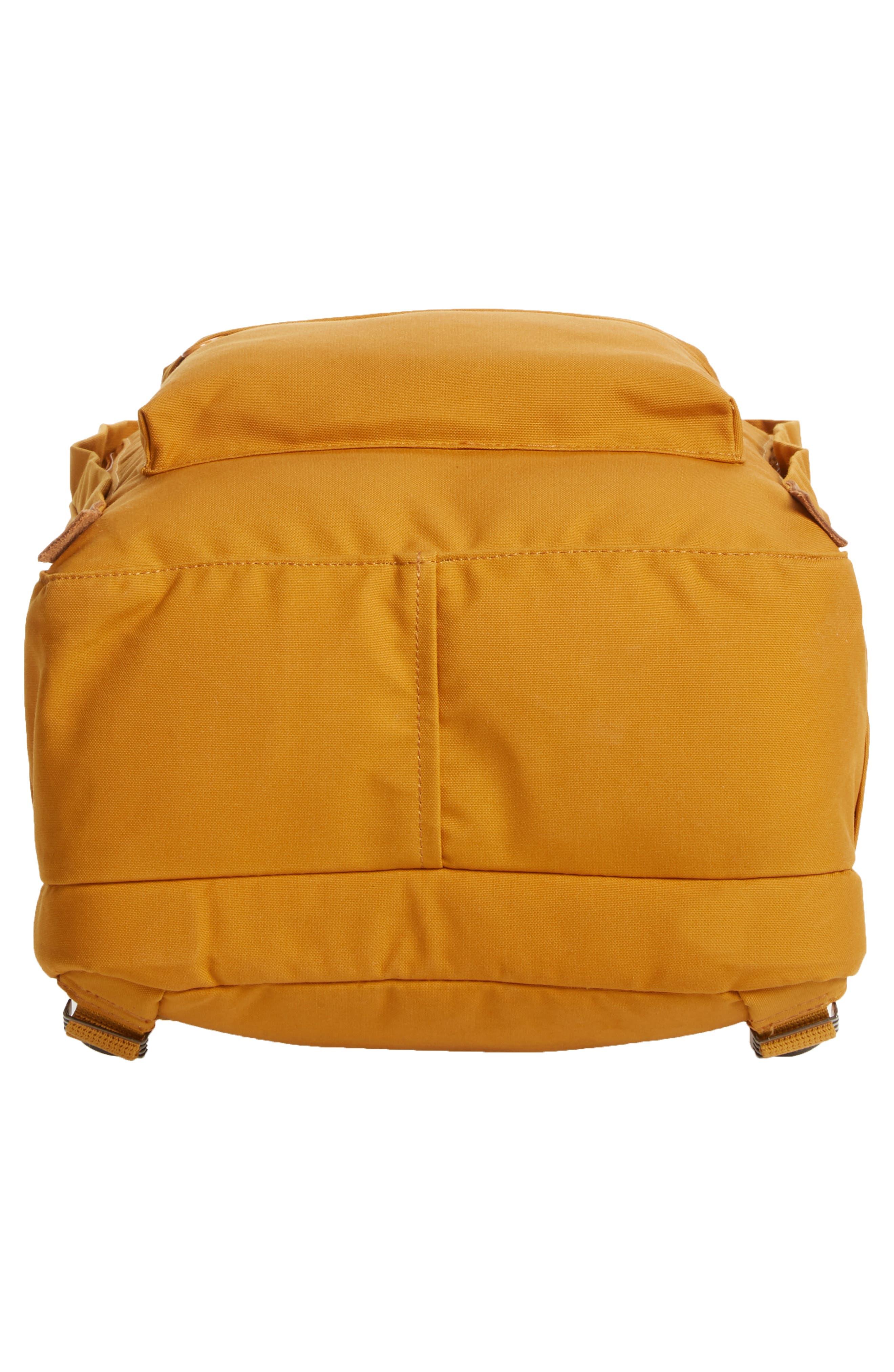 "Kånken No. 2 15"" Laptop Backpack,                             Alternate thumbnail 6, color,                             ACORN"