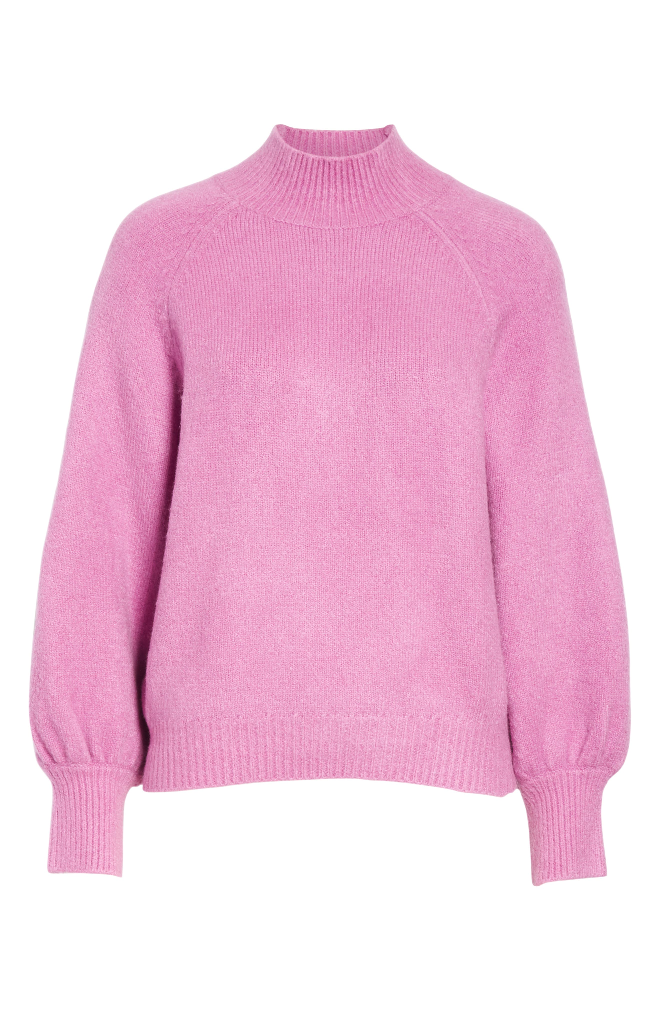 Jenlar Turtleneck Sweater,                             Alternate thumbnail 6, color,                             650