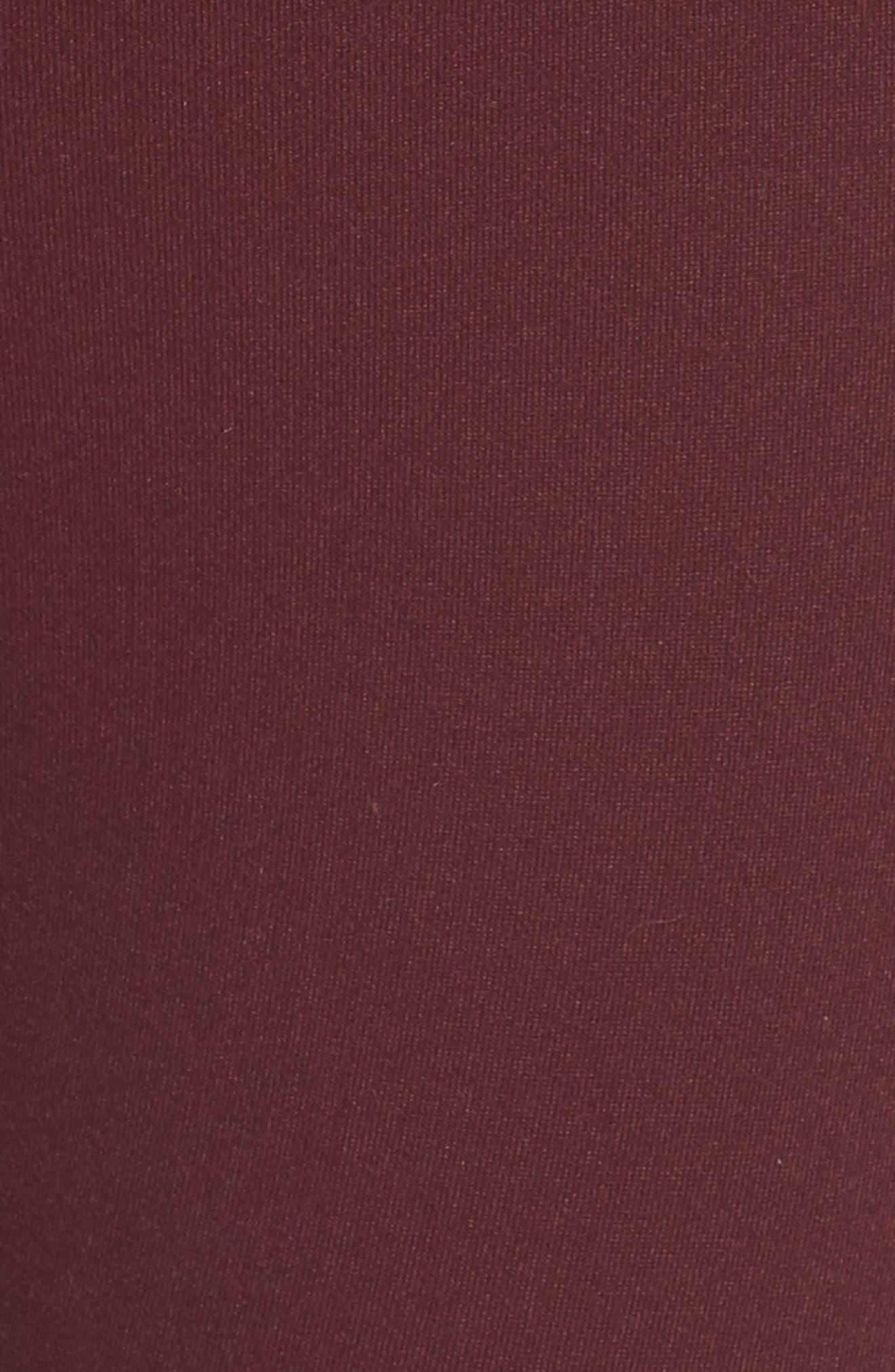 'Hatha' High Waist Crop Leggings,                             Alternate thumbnail 101, color,