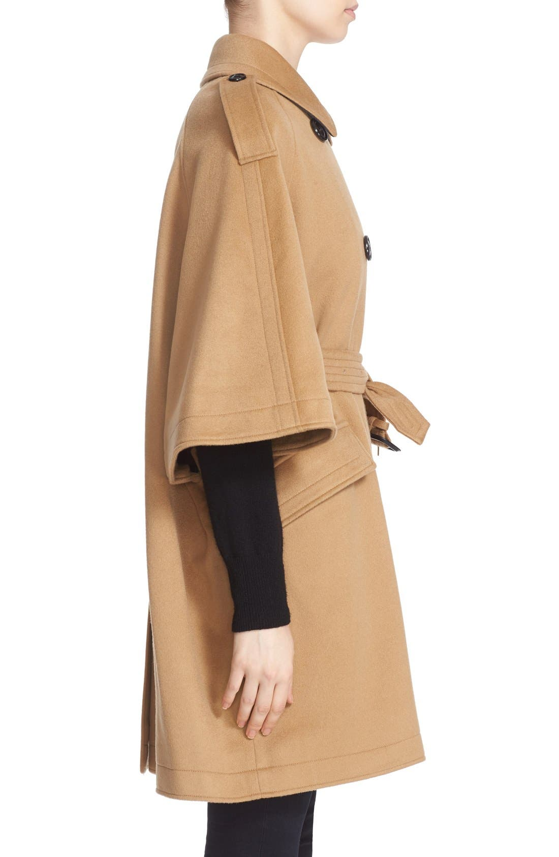 Dennington Trench Cape Coat,                             Alternate thumbnail 6, color,                             231