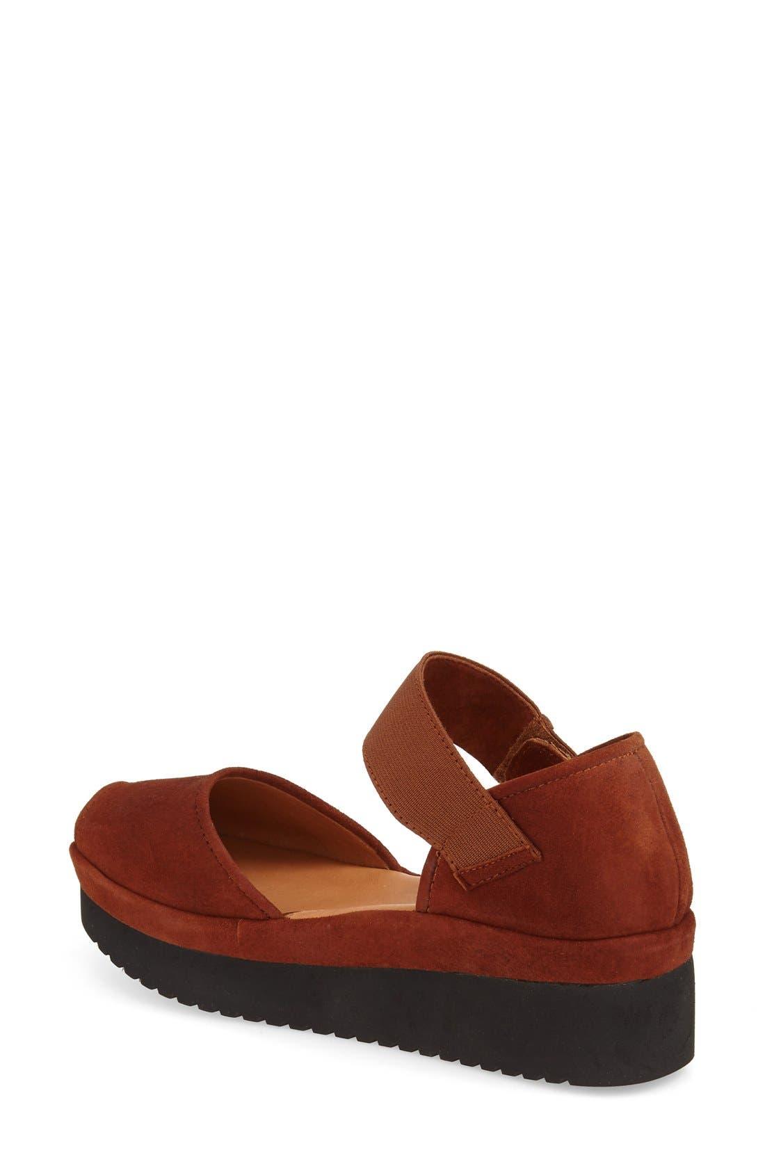 'Amadour' Platform Sandal,                             Alternate thumbnail 19, color,