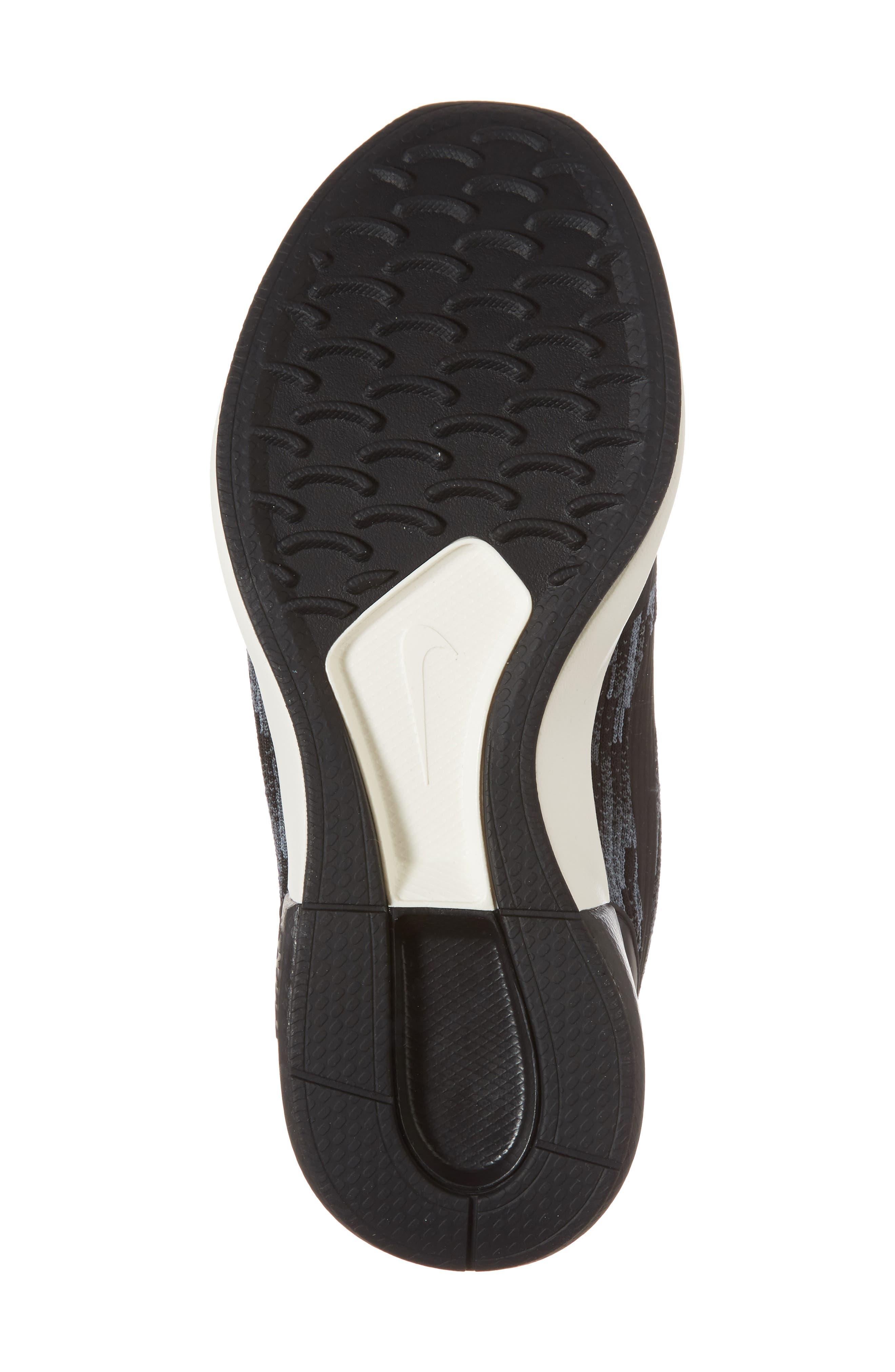 Duel Racer SE Knit Sneaker,                             Alternate thumbnail 6, color,                             020