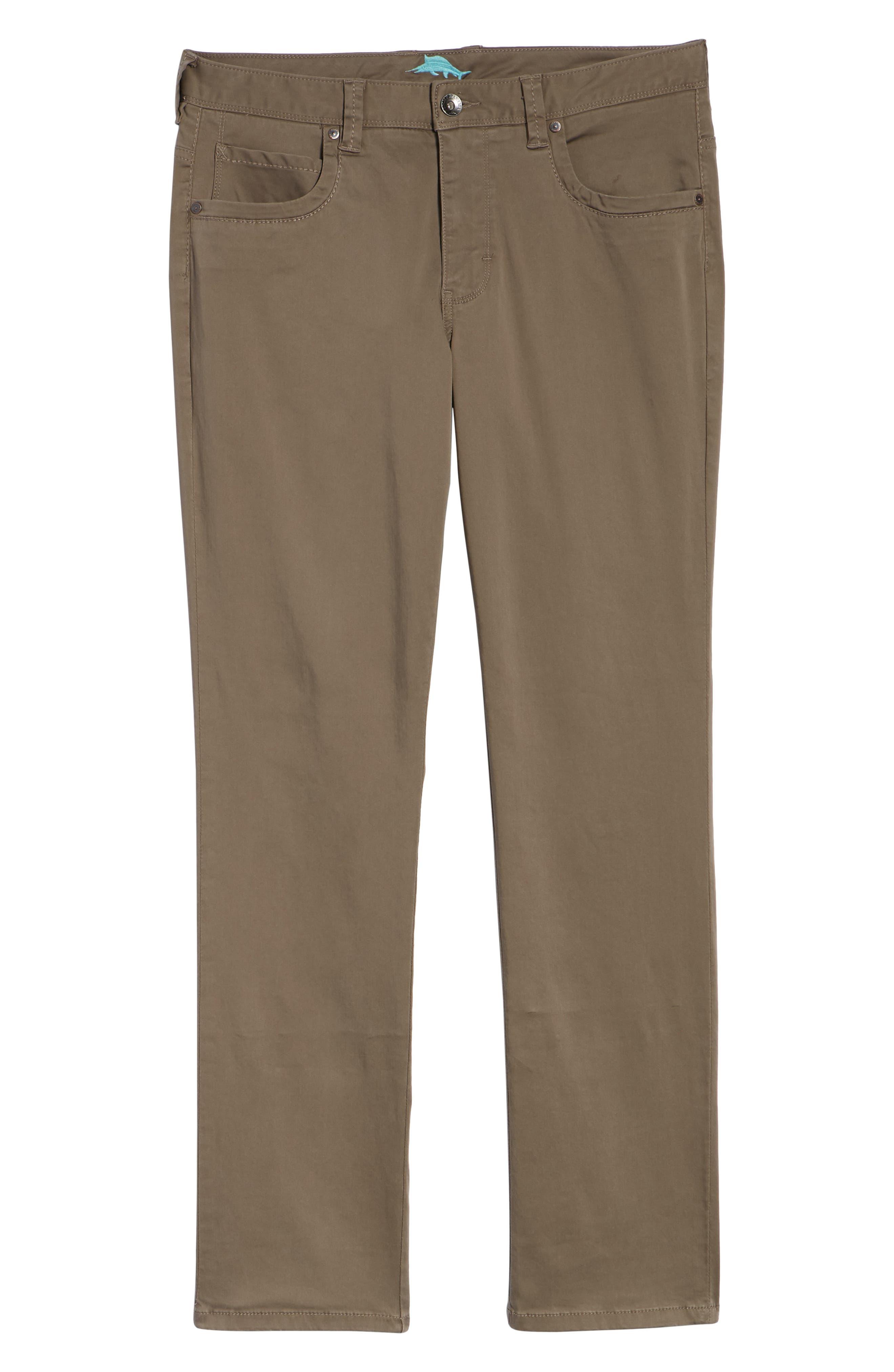 Boracay Pants,                             Alternate thumbnail 6, color,                             BISON