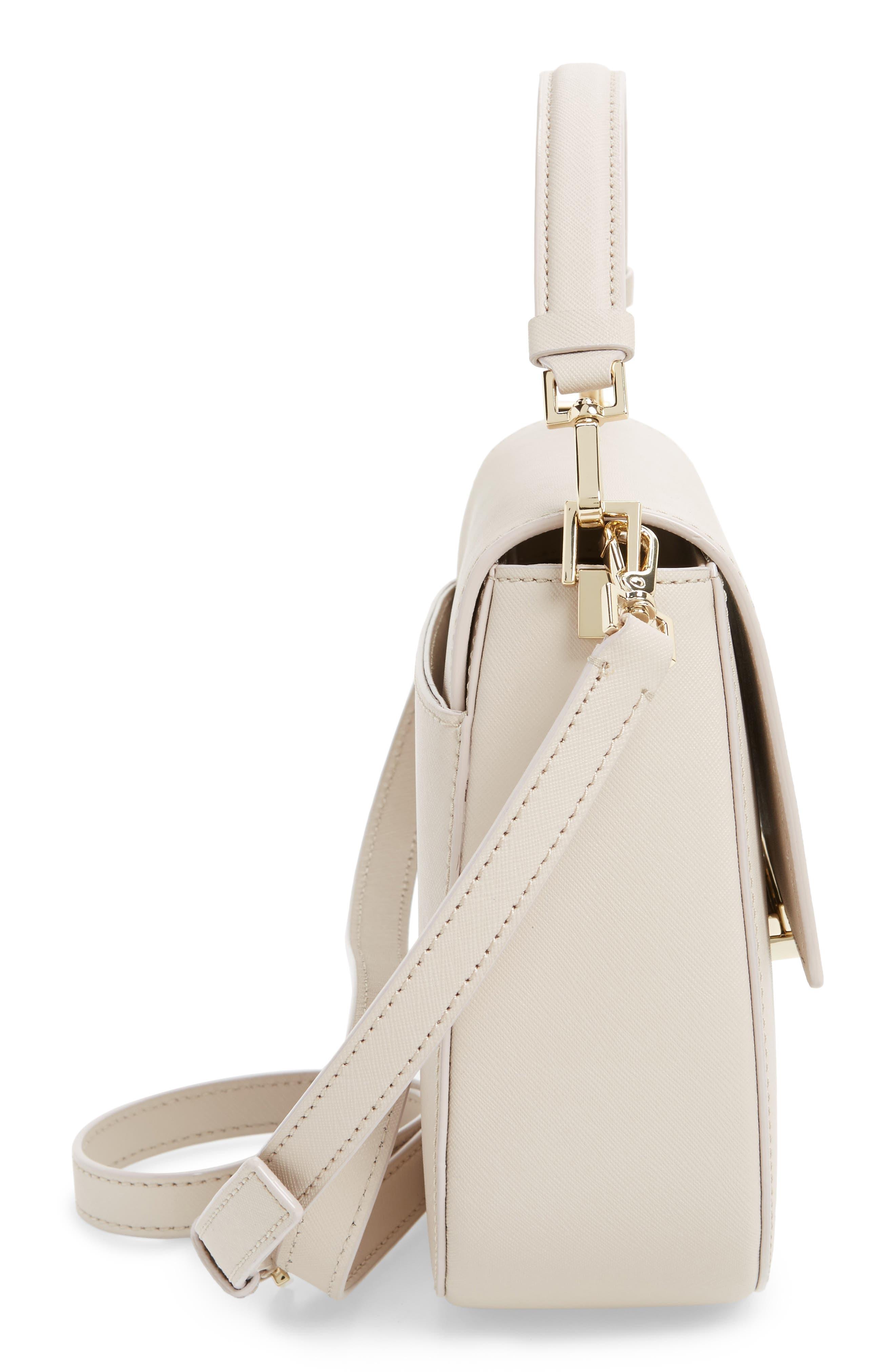 make it mine - byrdie leather saddle bag,                             Alternate thumbnail 10, color,