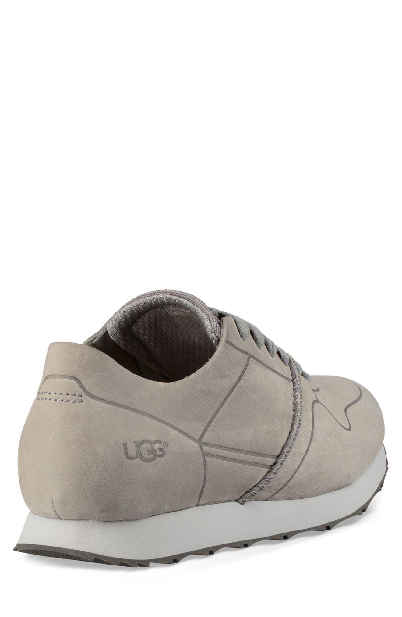 Trigo Unlined Sneaker,                             Alternate thumbnail 2, color,                             SEAL