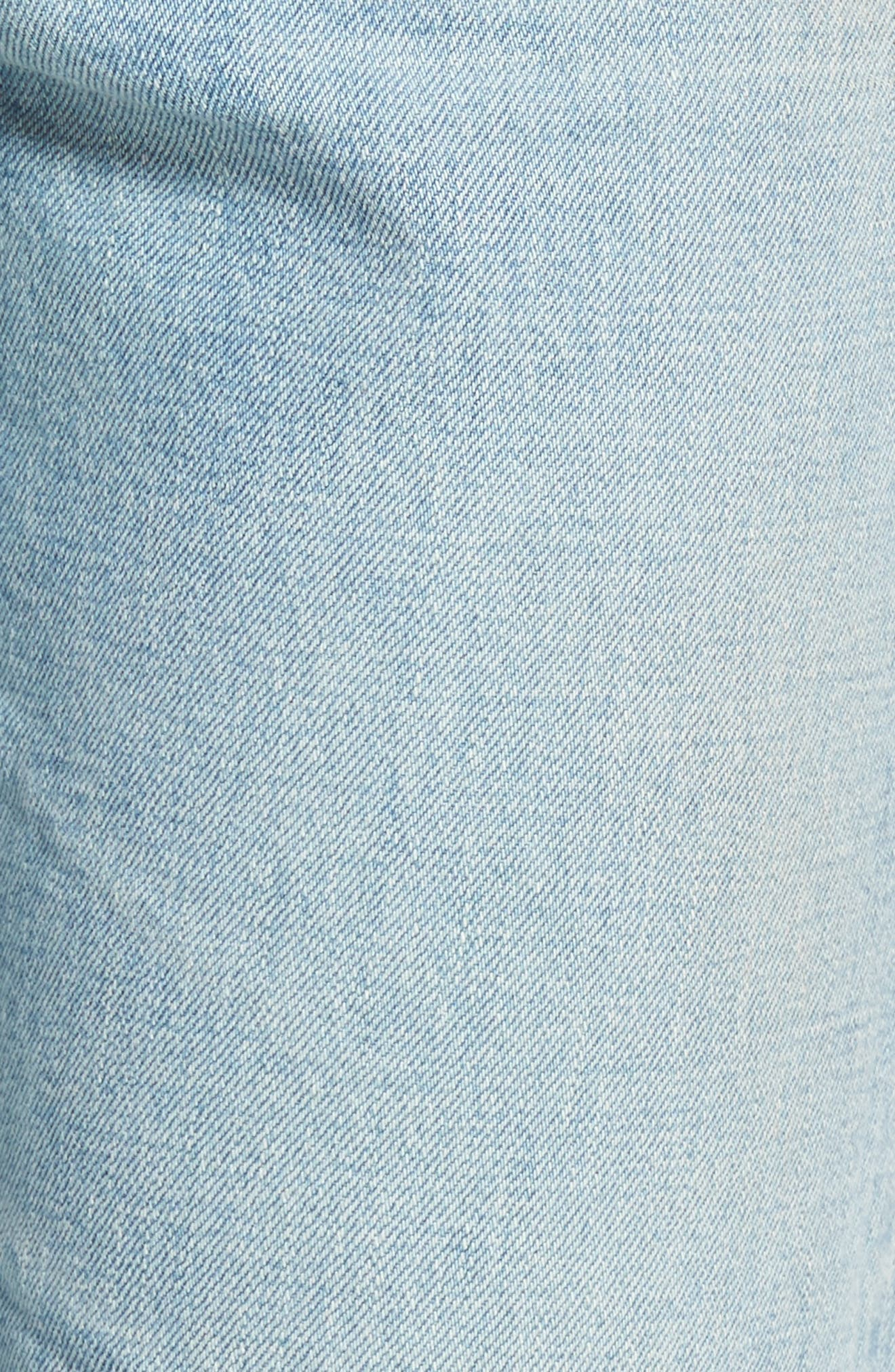 The Rhett Vintage High Waist Crop Jeans,                             Alternate thumbnail 15, color,