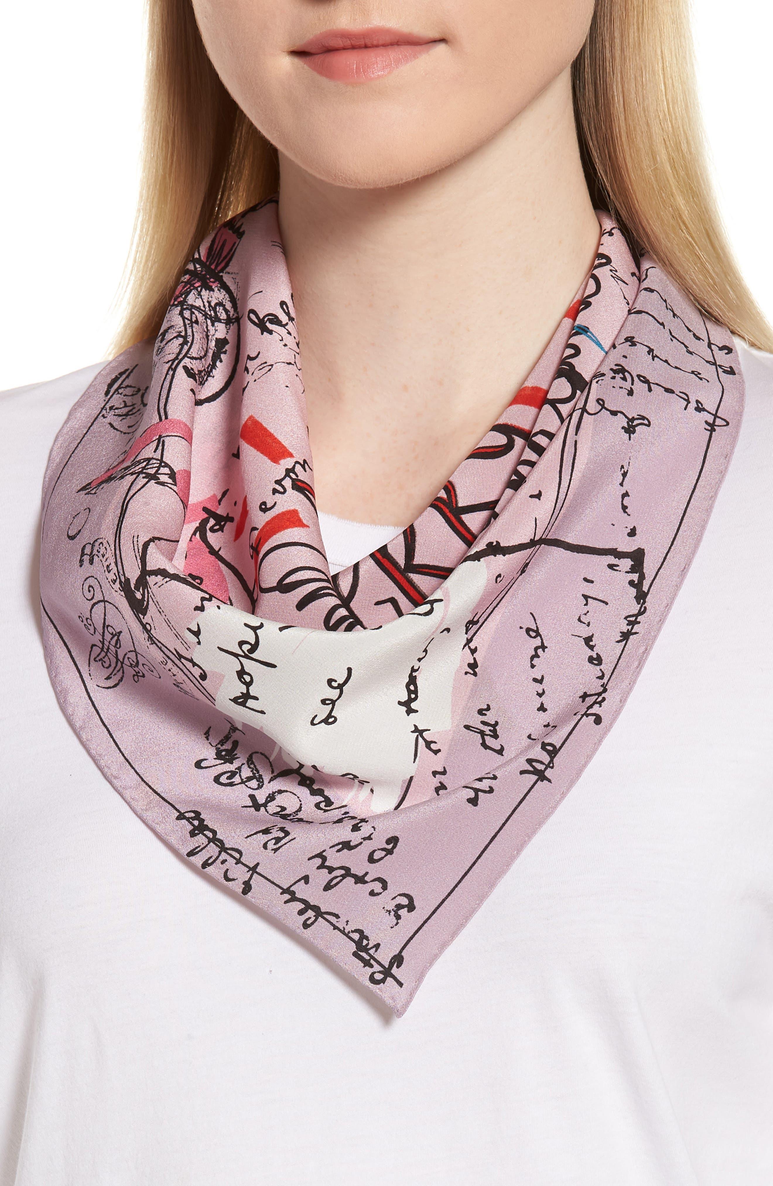 Bird Sketchbook Silk Necktie,                             Alternate thumbnail 2, color,