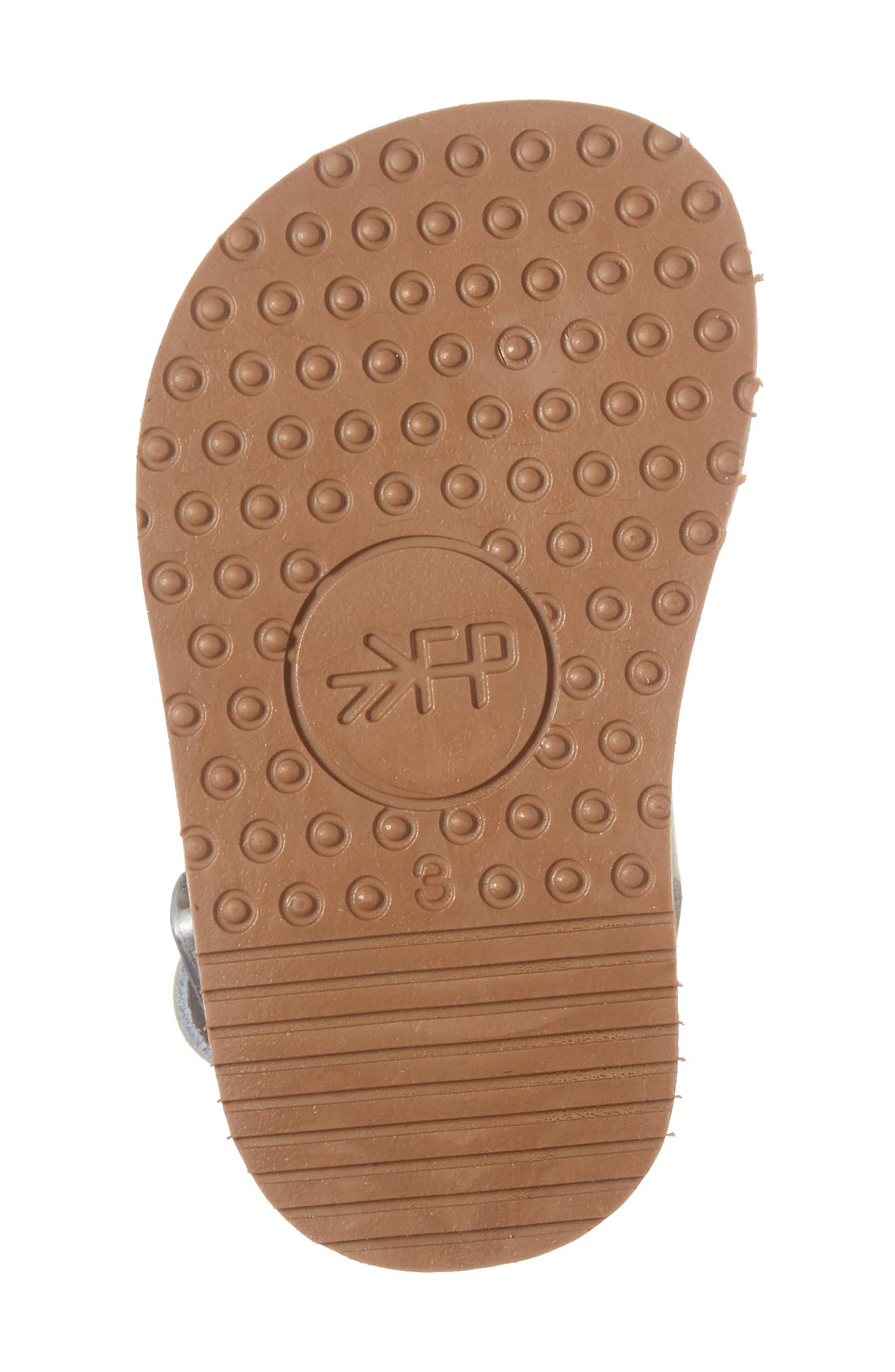 Sandal,                             Alternate thumbnail 6, color,                             PLATINUM