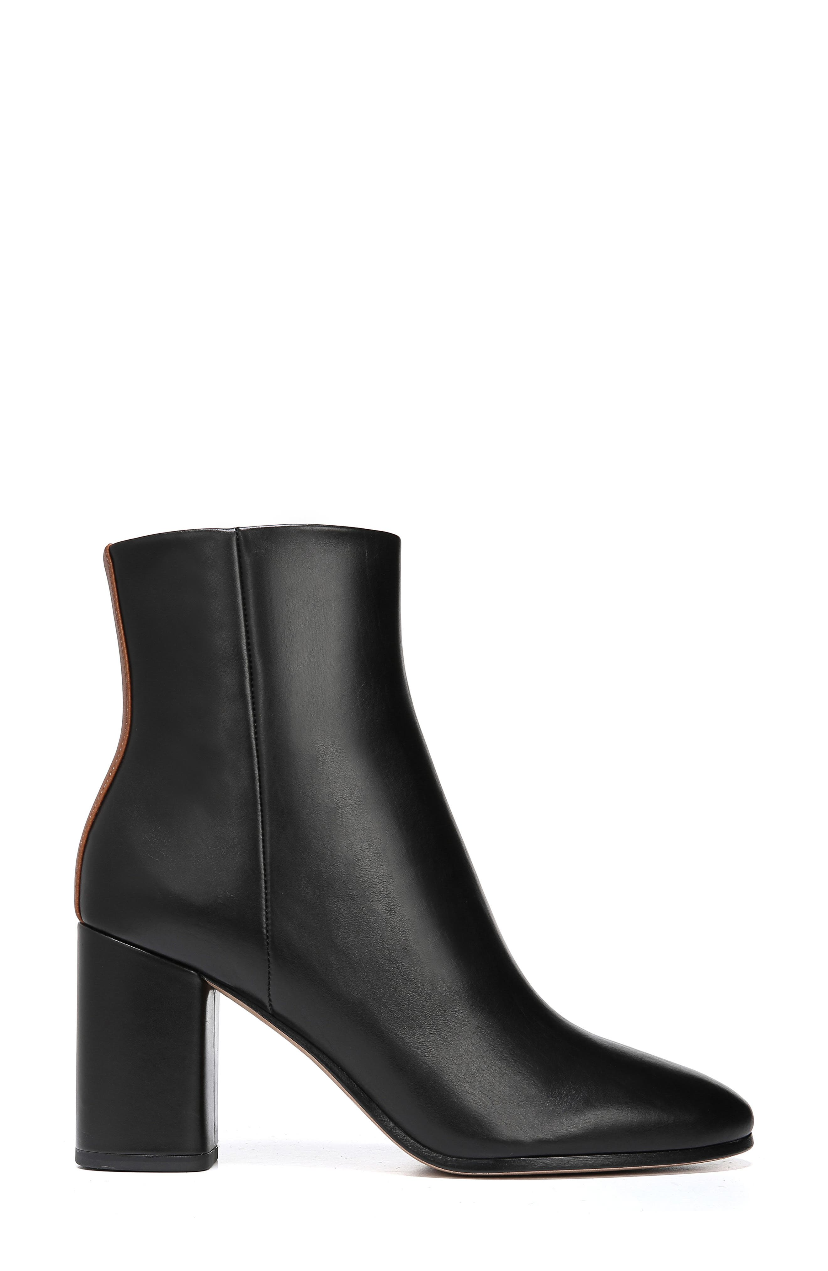 Robyn Bootie,                             Alternate thumbnail 3, color,                             BLACK