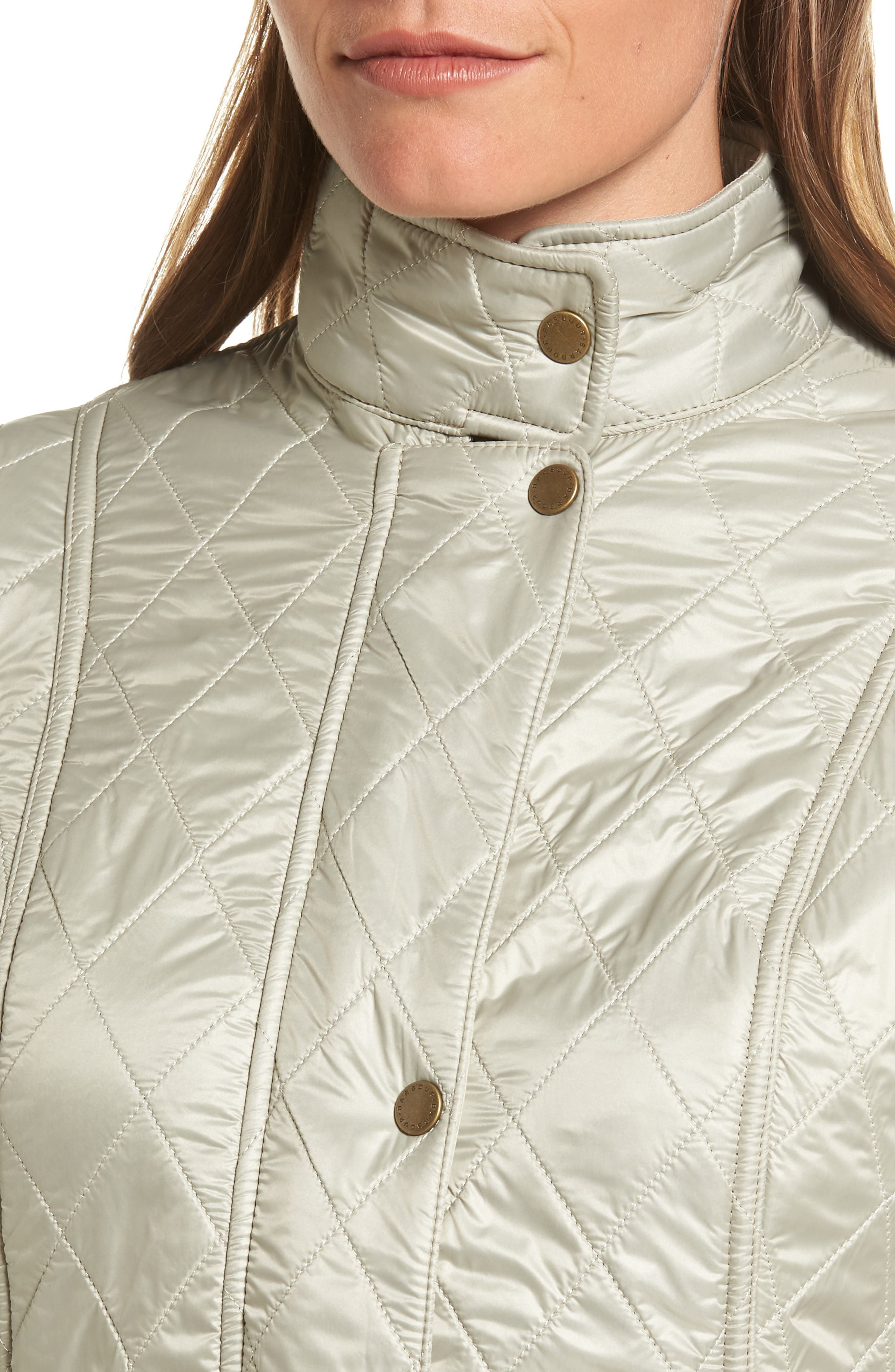 Wray Water Resistant Quilted Gilet,                             Alternate thumbnail 14, color,