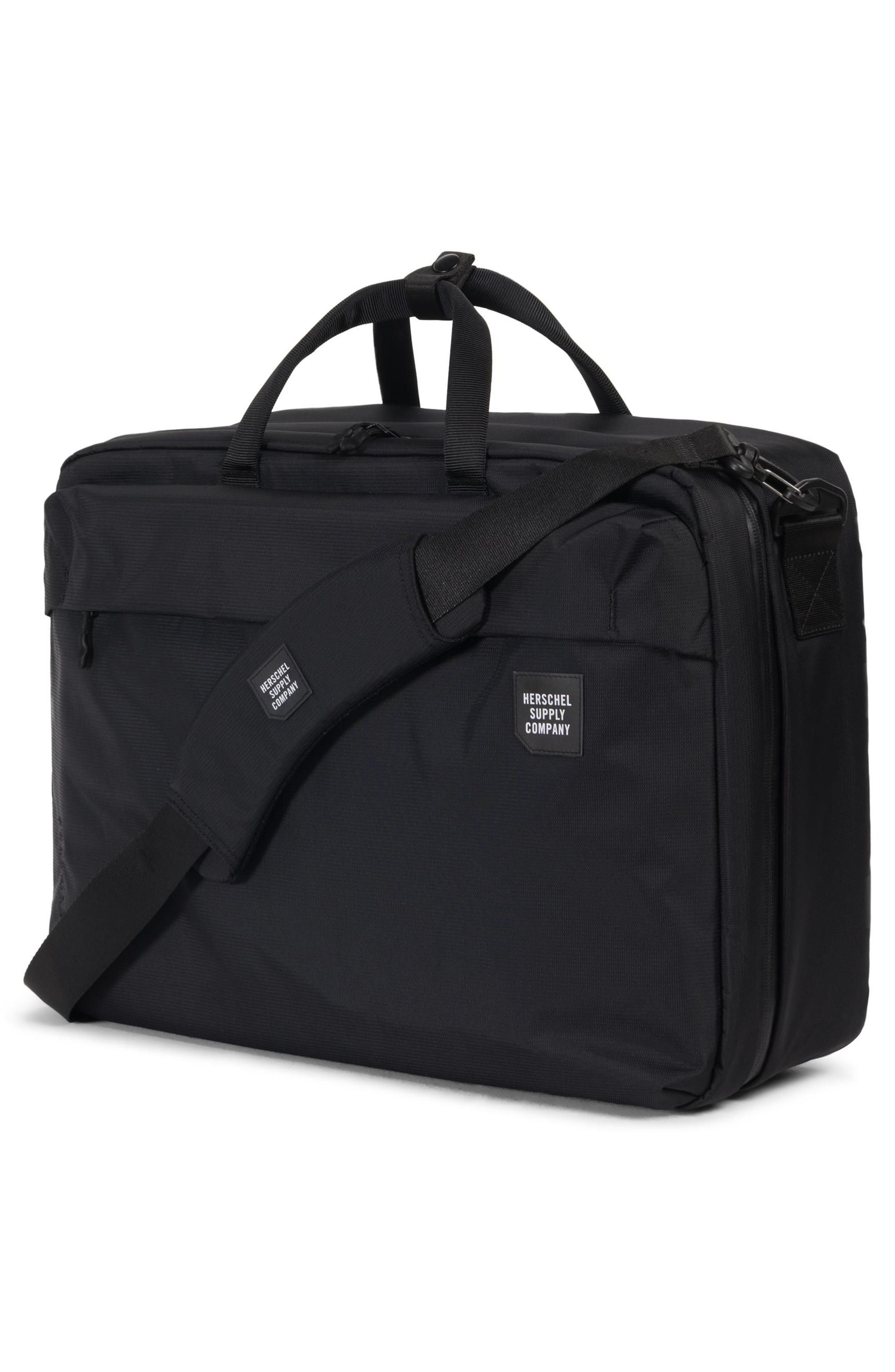Britannia XL Convertible Messenger Bag,                             Alternate thumbnail 10, color,