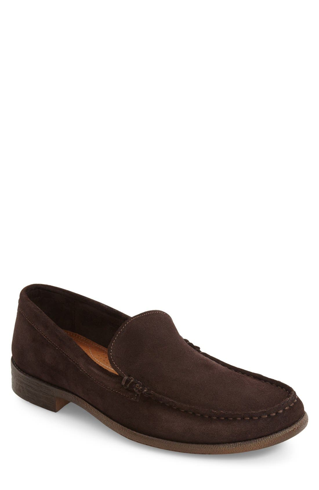 Maine Loafer,                             Main thumbnail 1, color,                             201