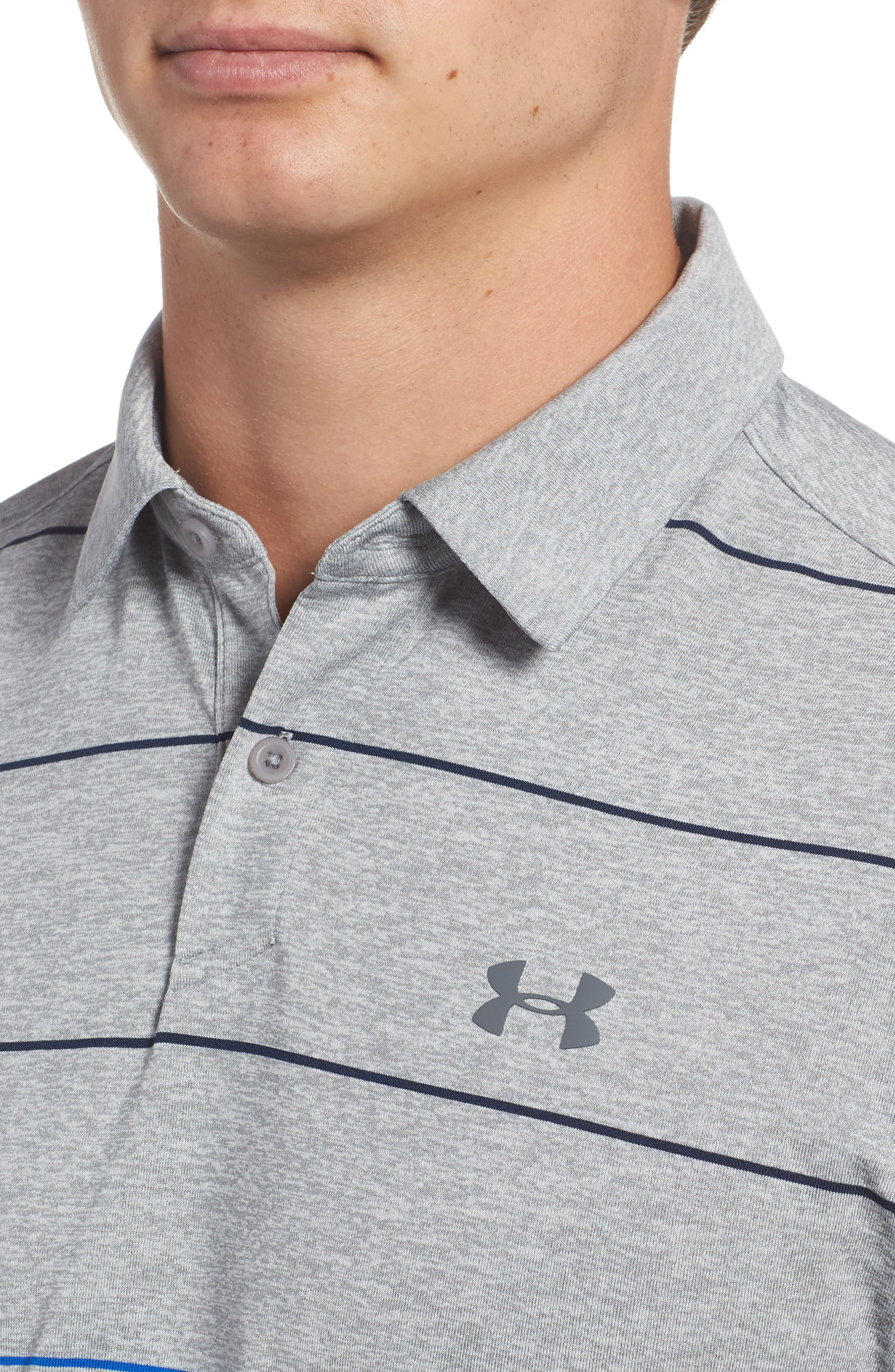 CoolSwitch Regular Fit Polo,                             Alternate thumbnail 4, color,                             025