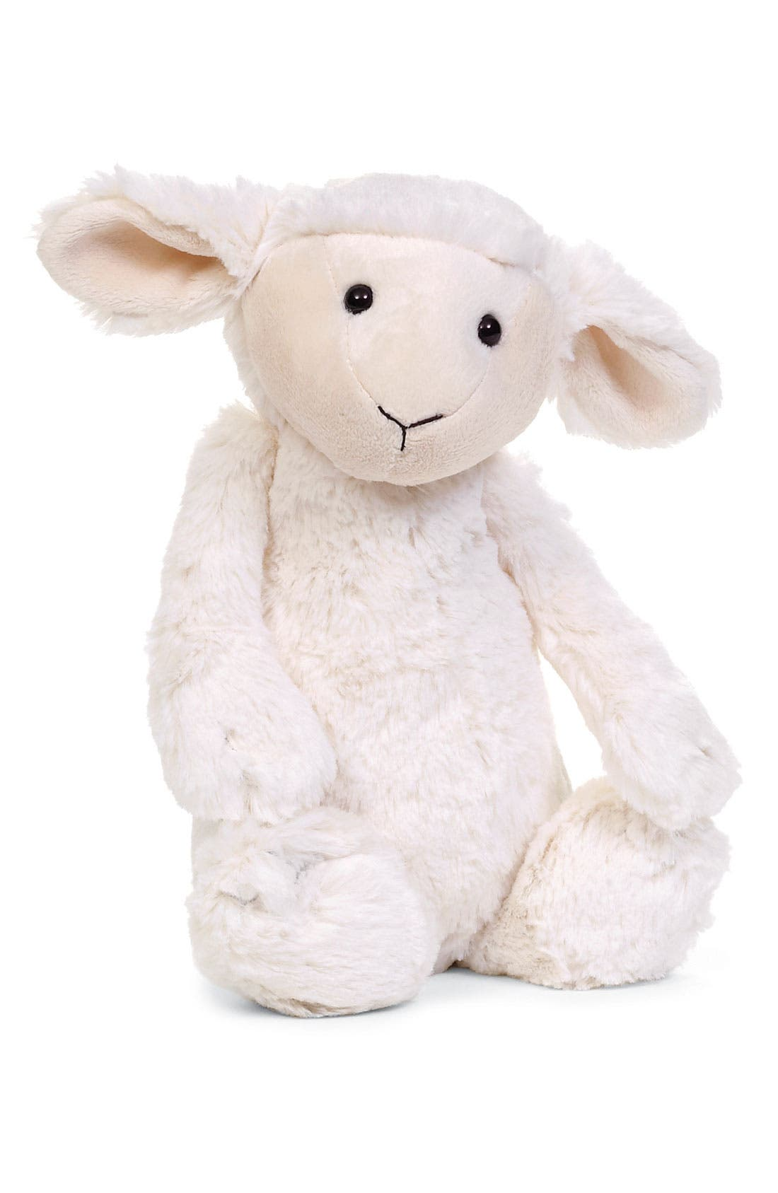 Stuffed Animal,                         Main,                         color, CREAM