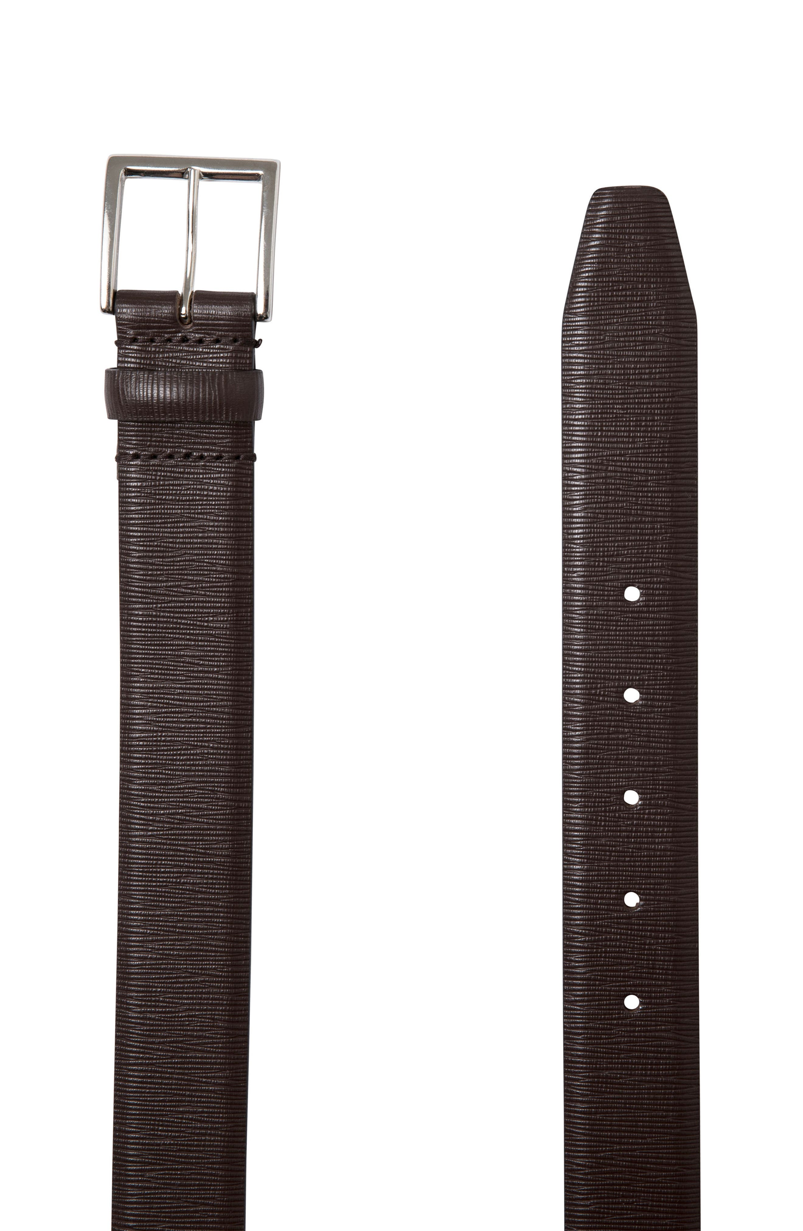 Baywater Avenue Leather Belt,                             Main thumbnail 2, color,