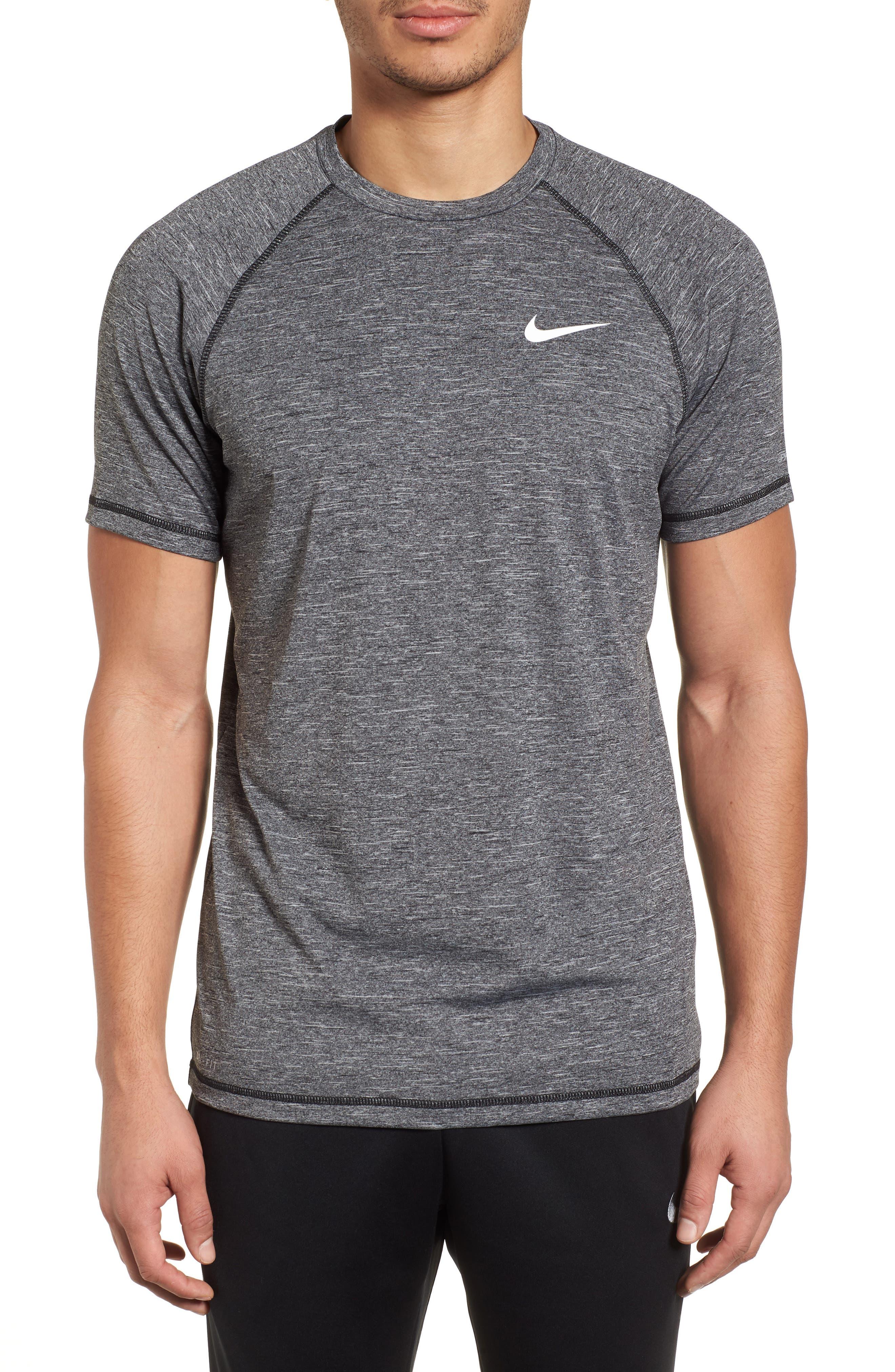 Nike Dry Hydroguard T-Shirt, Black