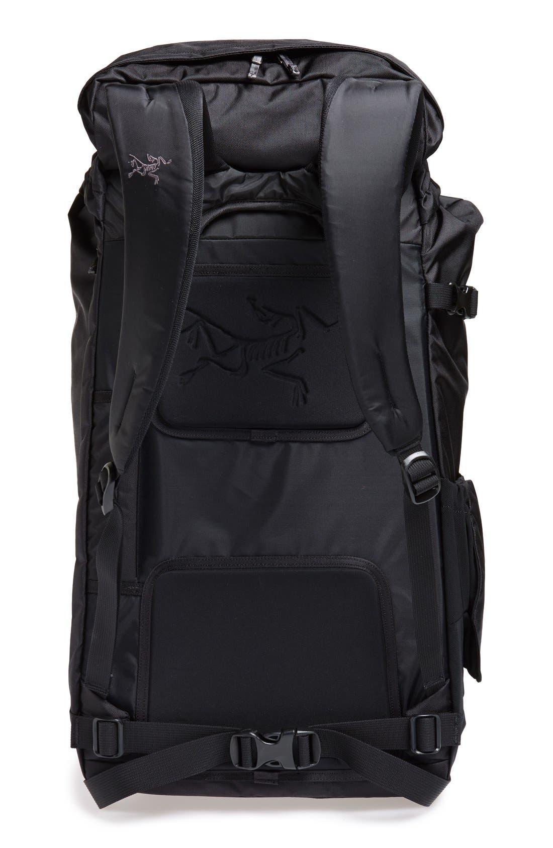 'Jericho' Backpack,                             Alternate thumbnail 4, color,                             001