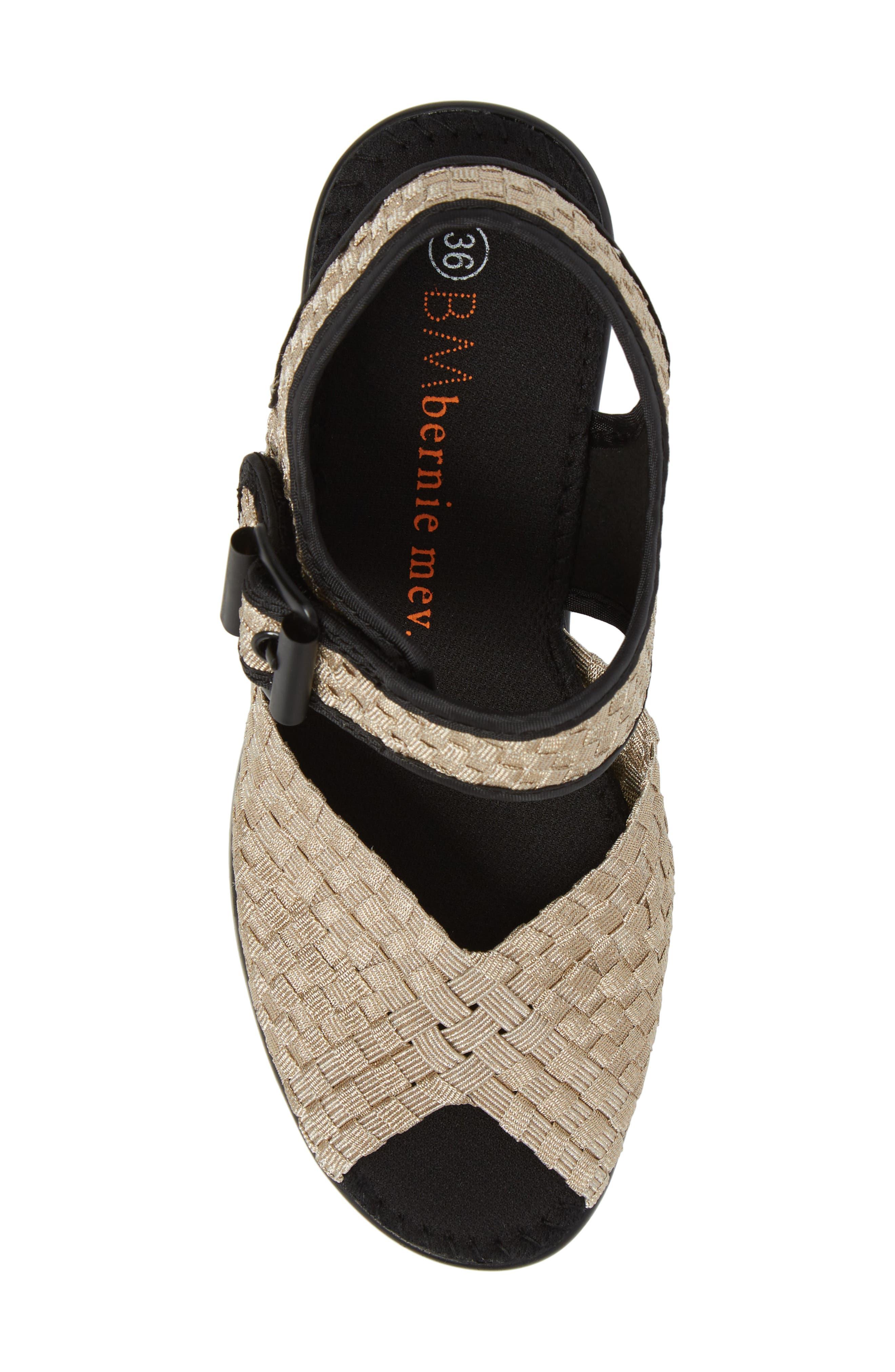 'Drisco' Platform Sandal,                             Alternate thumbnail 5, color,                             718