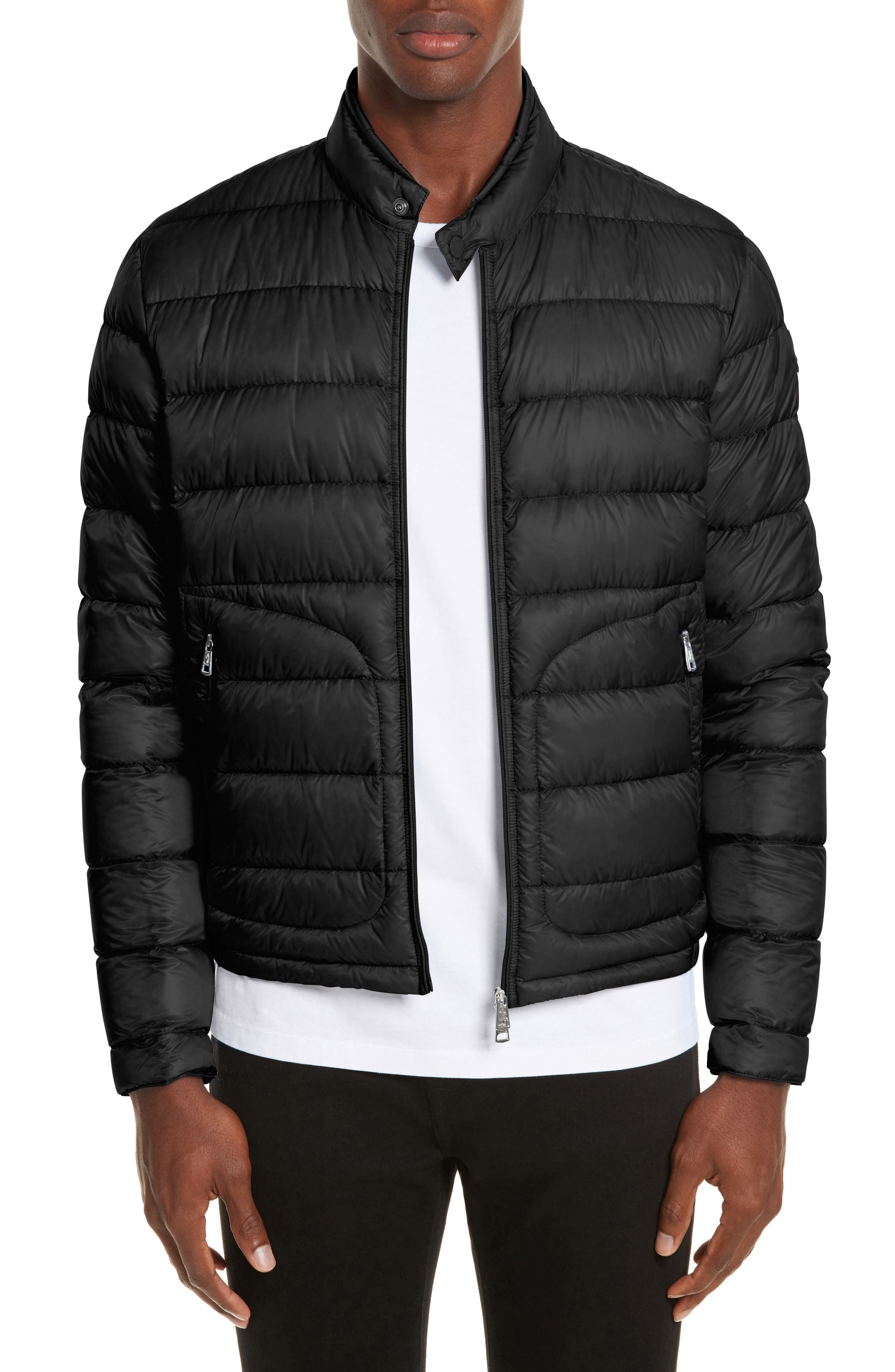 Acorus Down Quilted Jacket,                         Main,                         color, 001