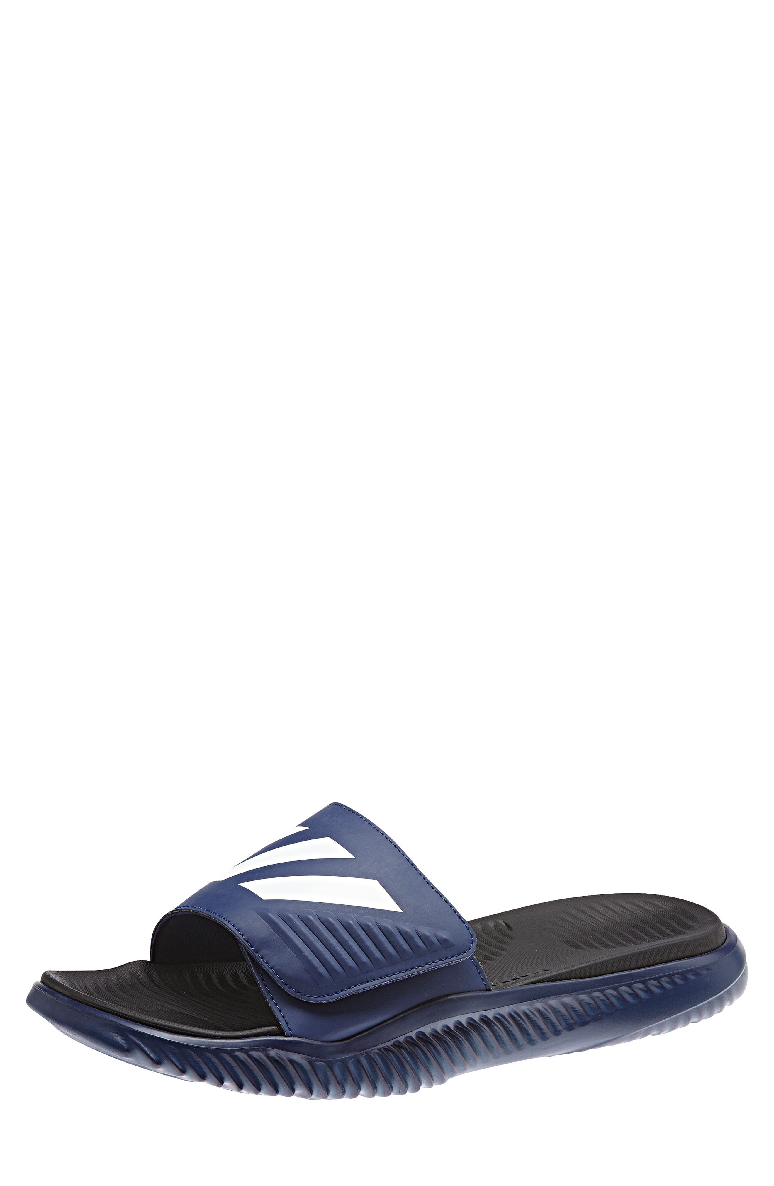 AlphaBounce Slide Sandal,                         Main,                         color, 415