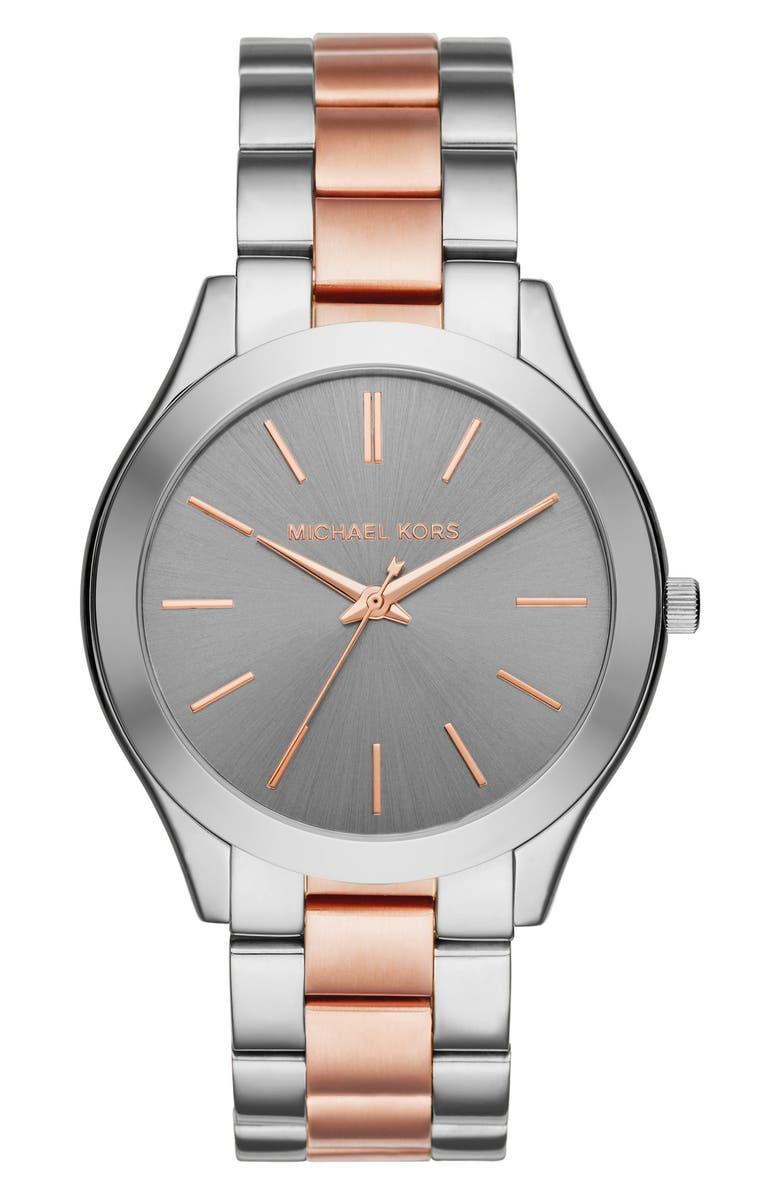 Slim Runway Bracelet Watch 42mm
