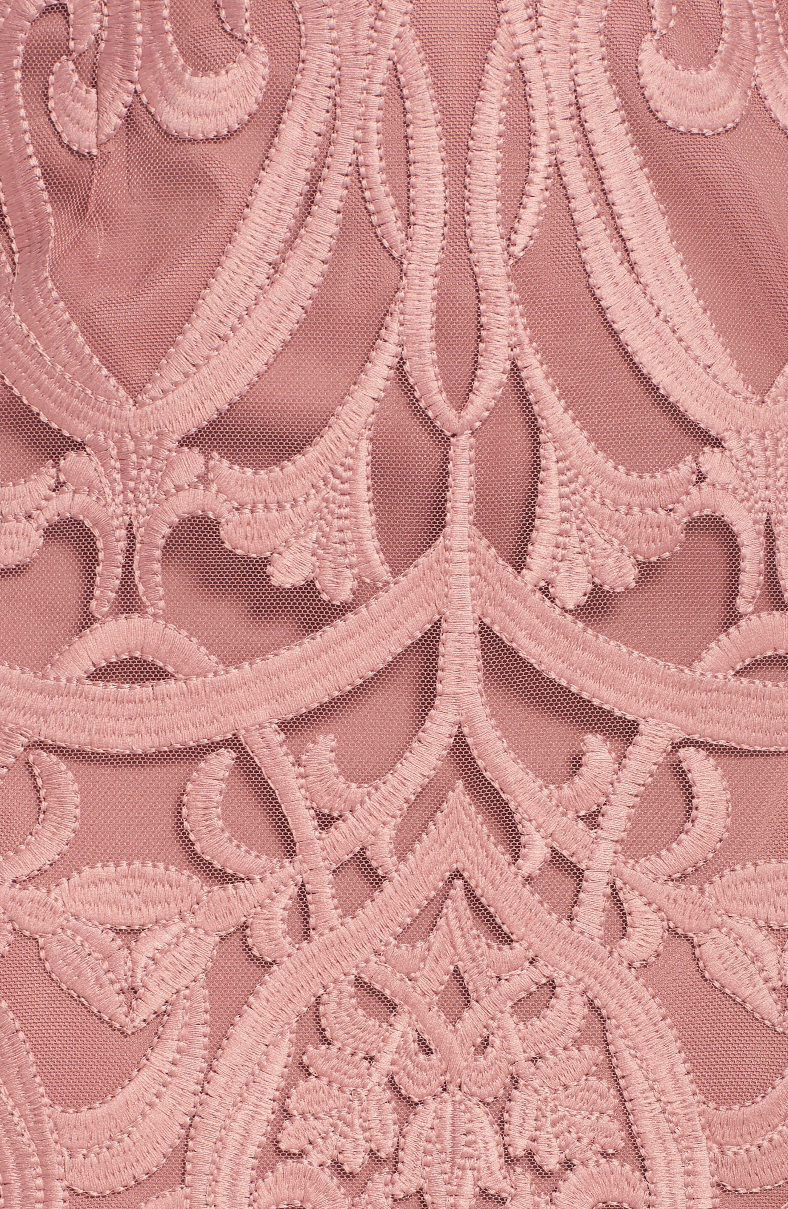 Gia Lace Pencil Dress,                             Alternate thumbnail 38, color,