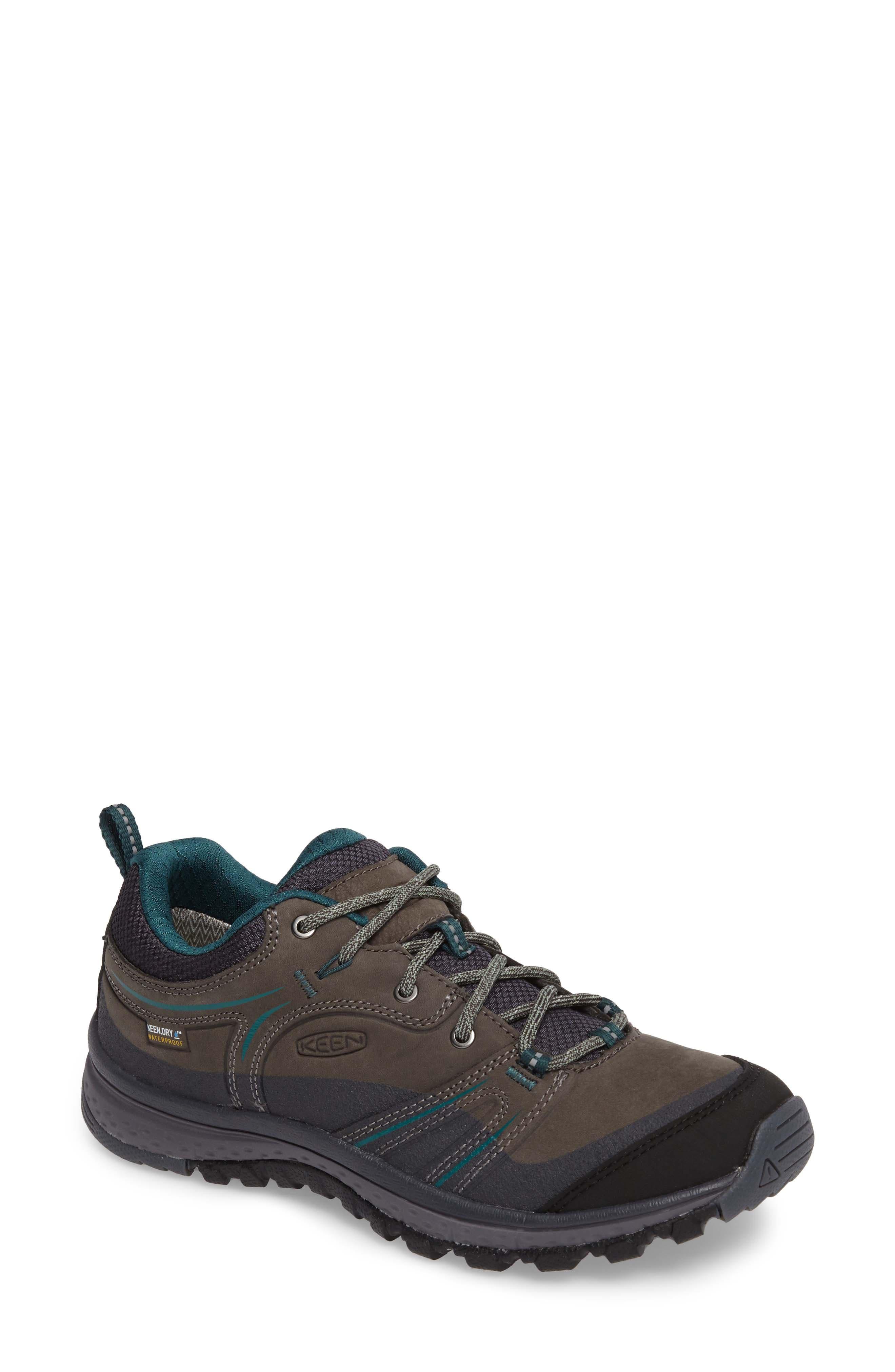 Terradora Waterproof Hiking Shoe,                             Main thumbnail 2, color,
