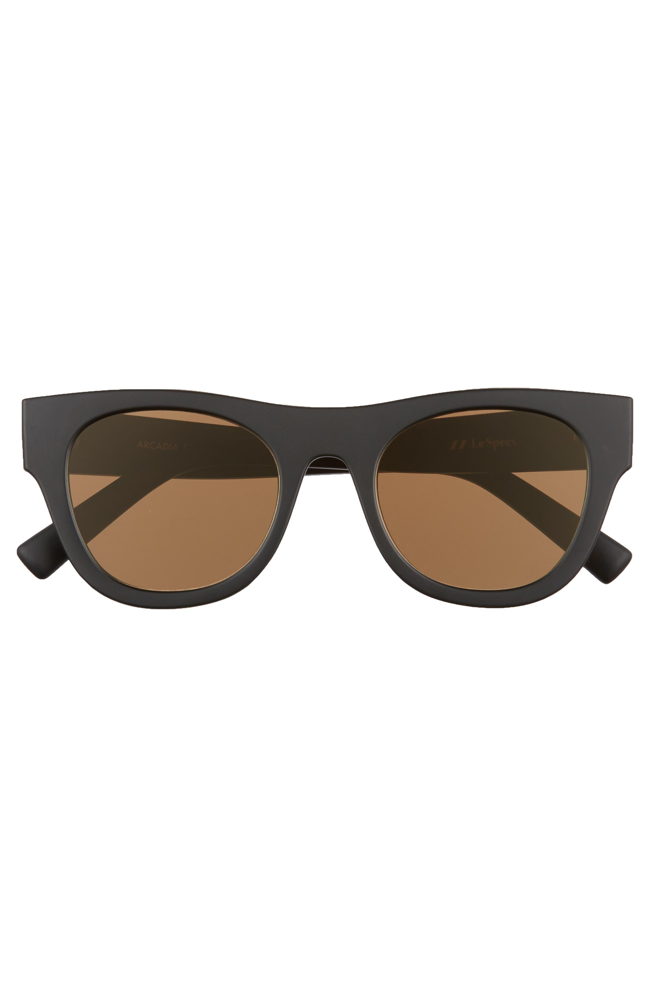 Arcadia 49mm Sunglasses,                             Alternate thumbnail 6, color,