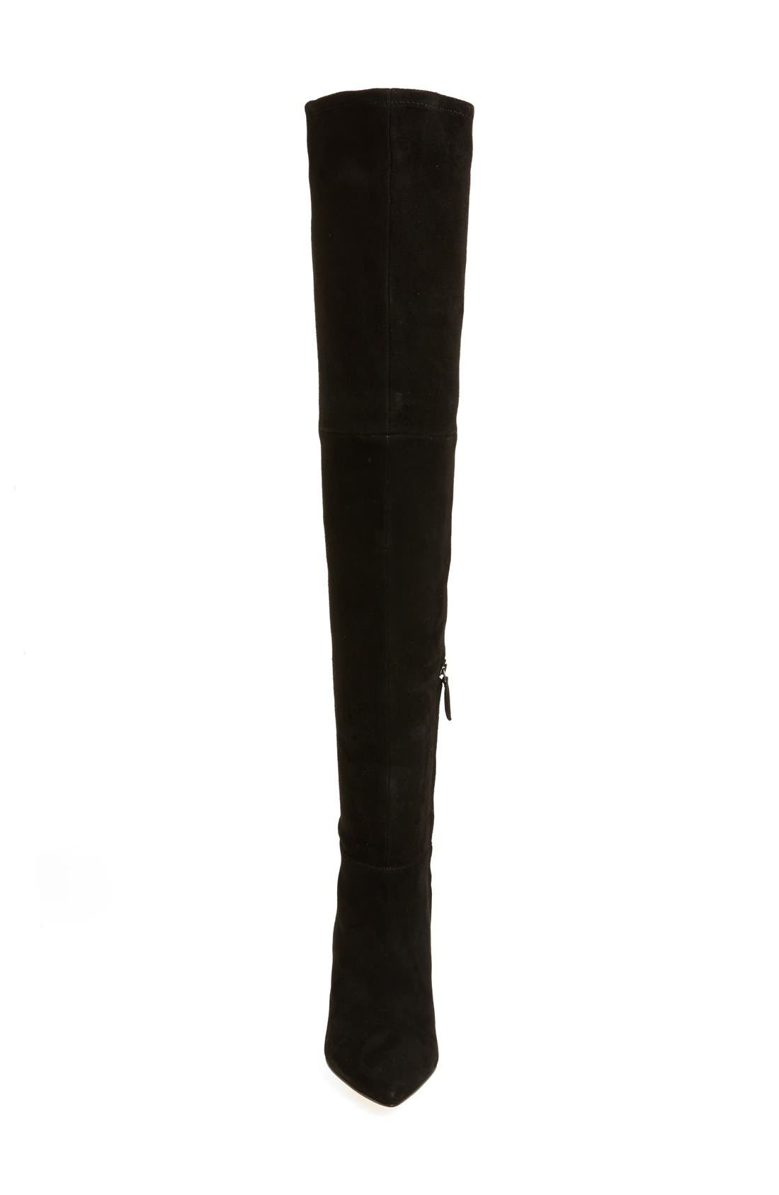 'Caterina' Over the Knee Boot,                             Alternate thumbnail 13, color,